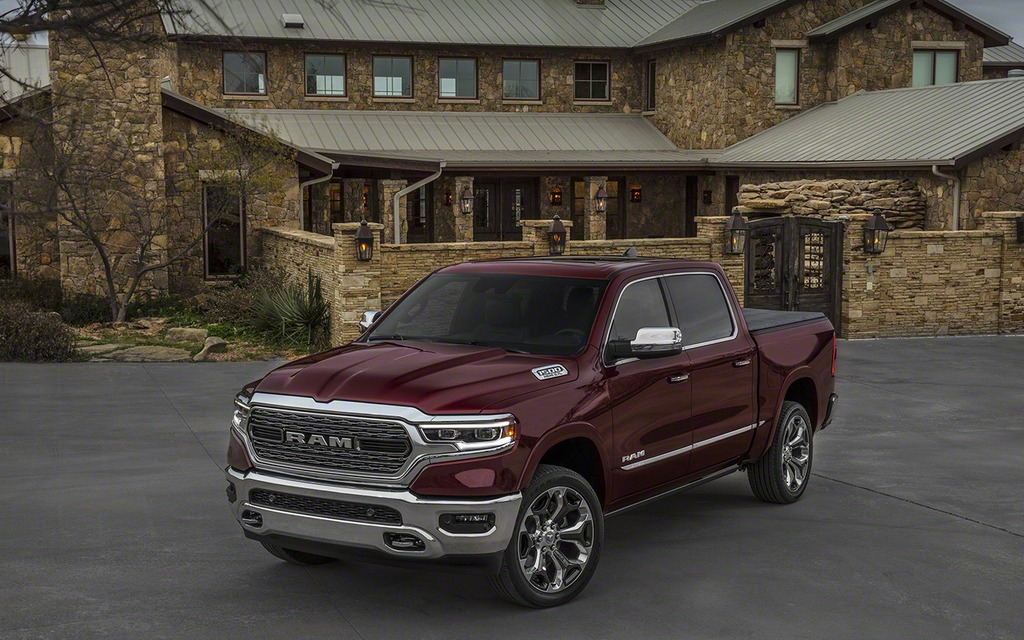 2019 Dodge Ram >> The 2019 Ram 1500 in Pictures - 13/62