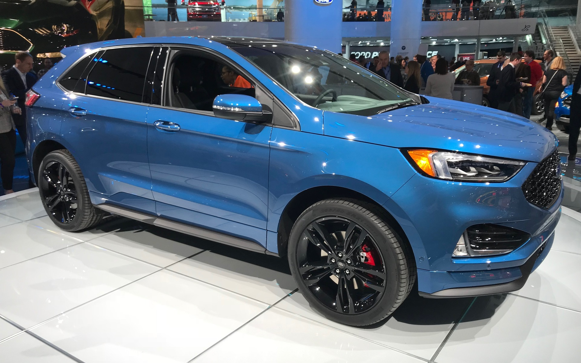 2019 ford edge this is it