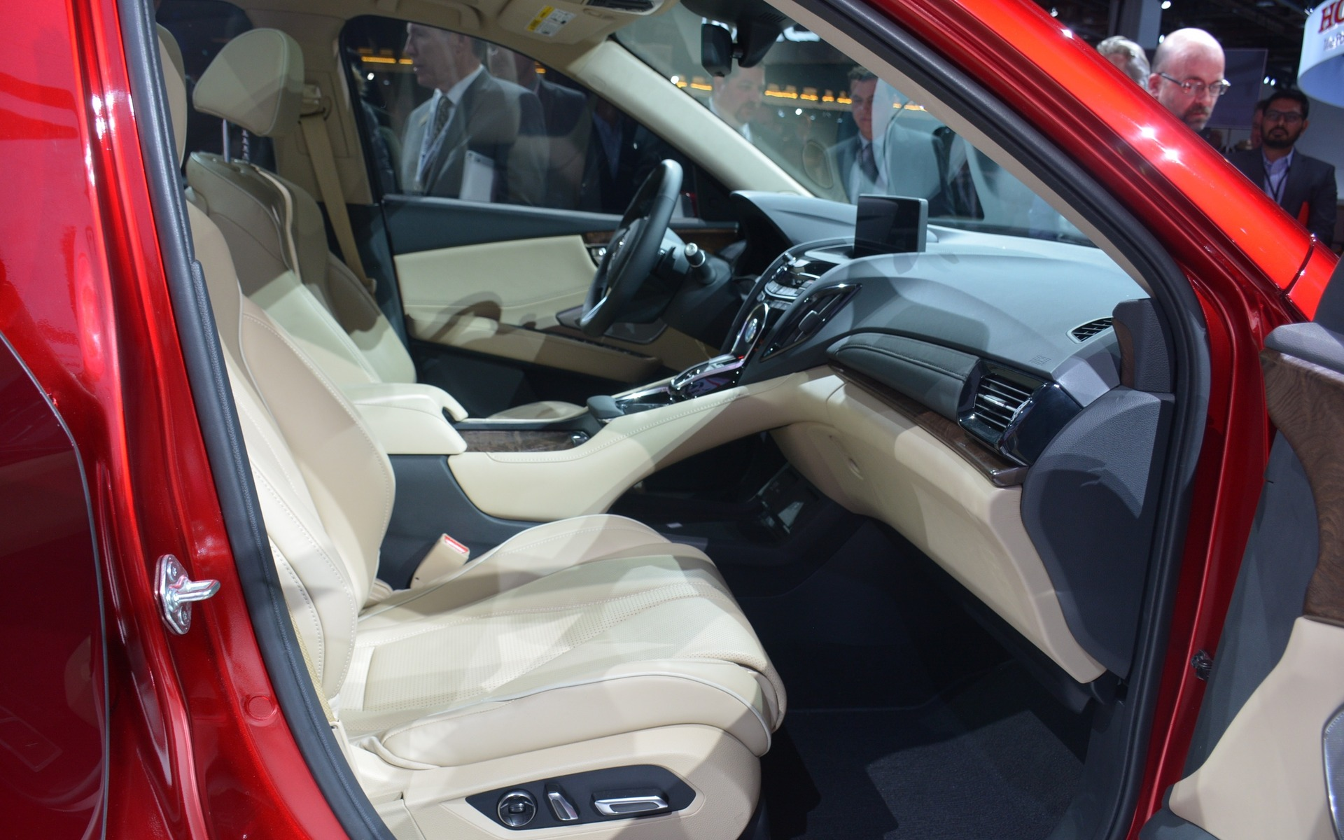 2019 Acura RDX: Showing Off New Design Language with Clean ...