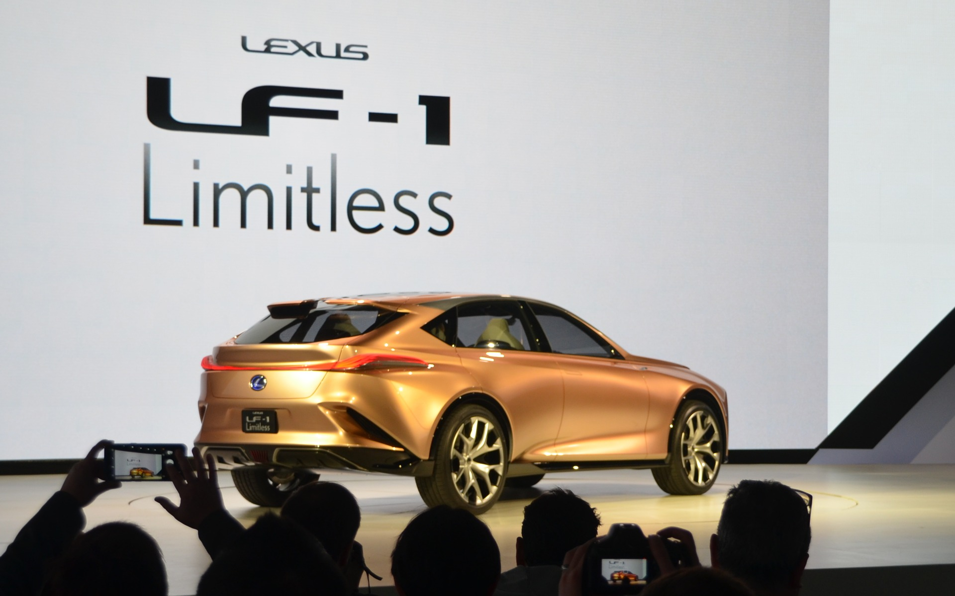 Lexus Lf 1 Limitless Concept Pushing The Limits What