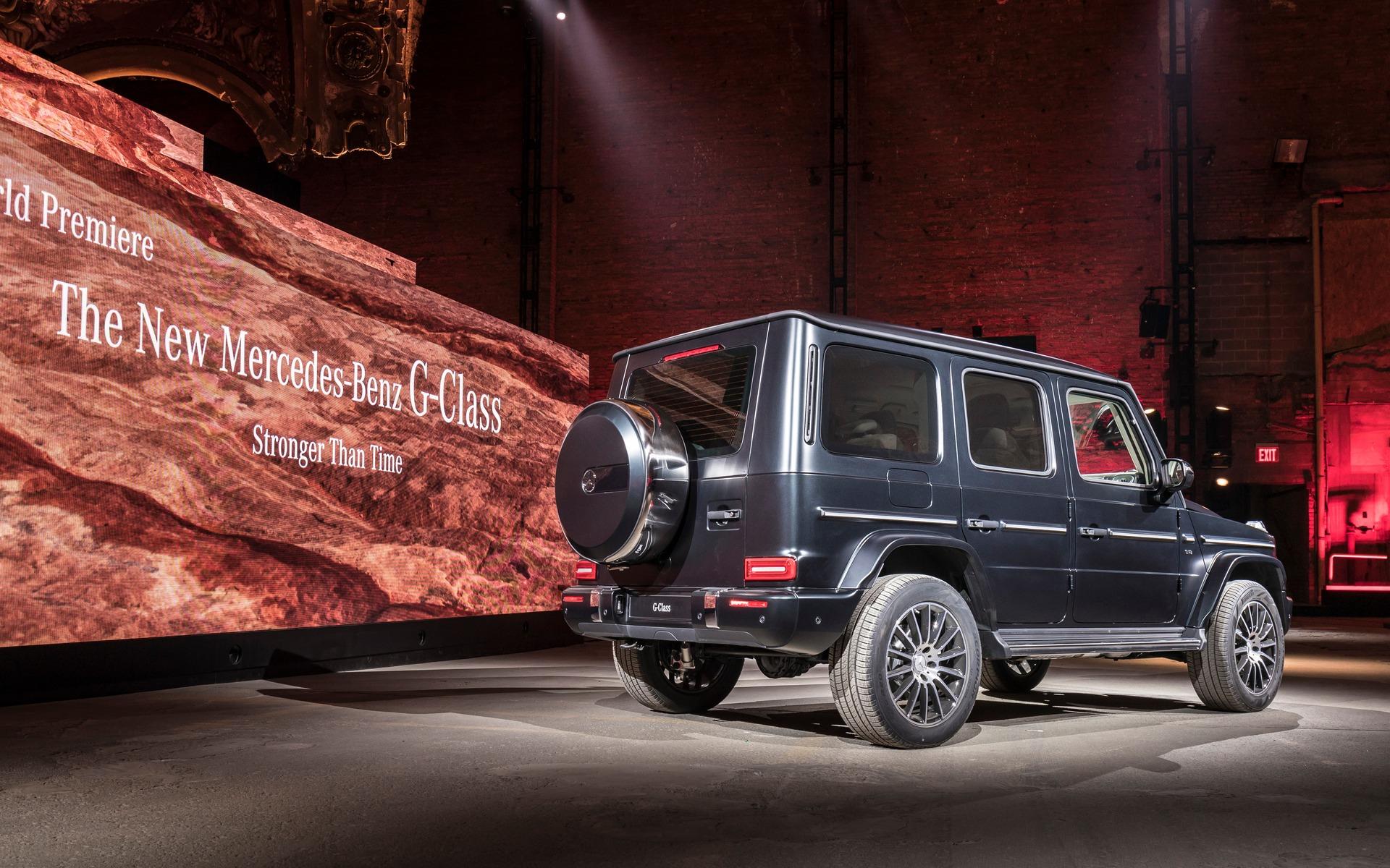 <p>Mercedes-Benz Classe G 2019</p>