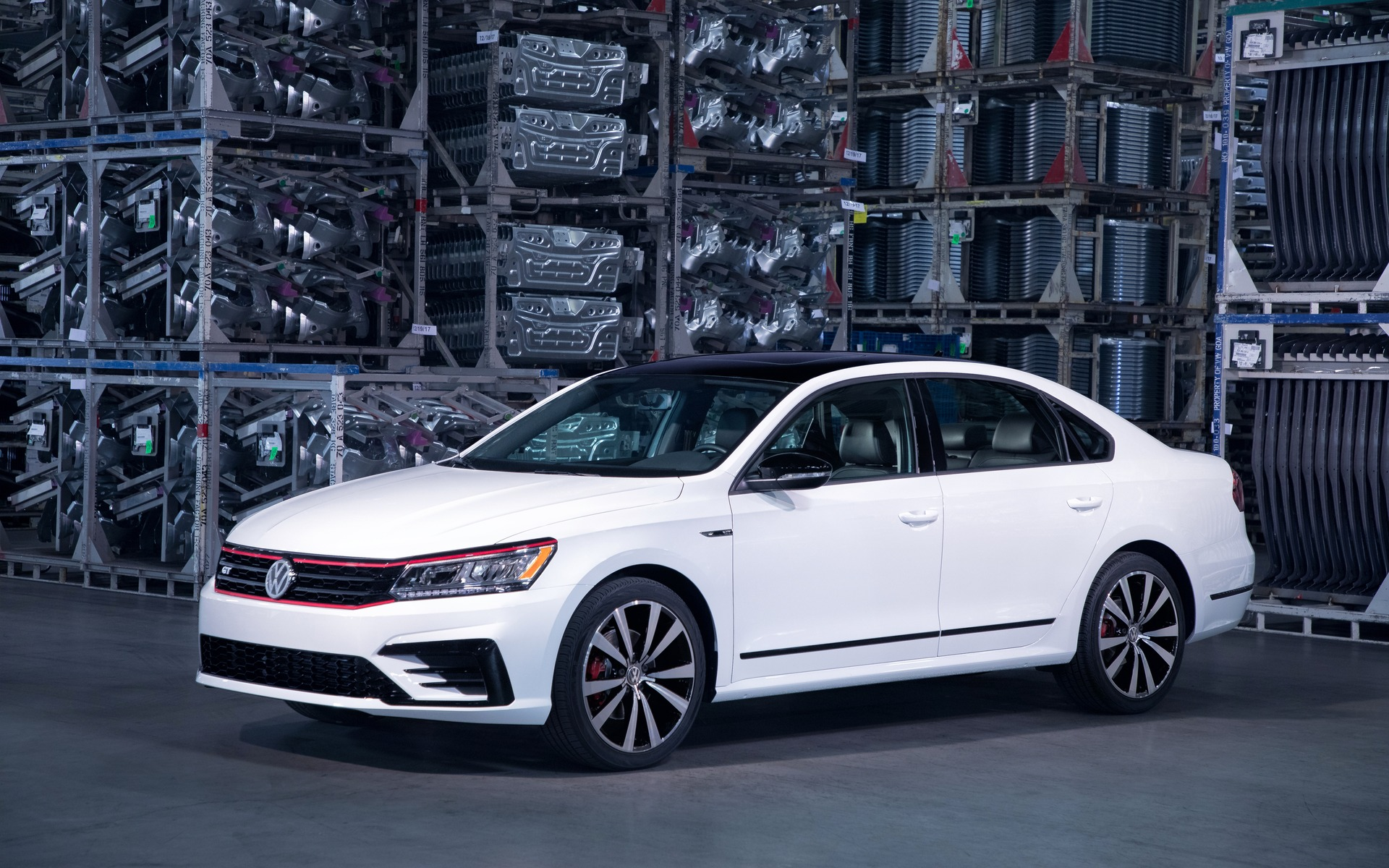 2018 Volkswagen Passat Gt Sporty And Relatively Rare The Car Guide