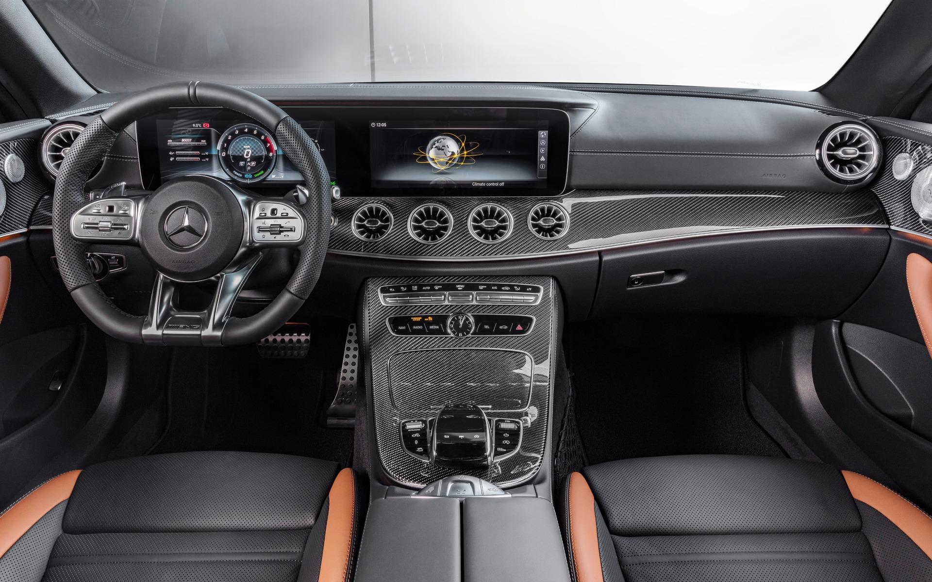 <p>Mercedes-AMG S&eacute;rie 53</p>