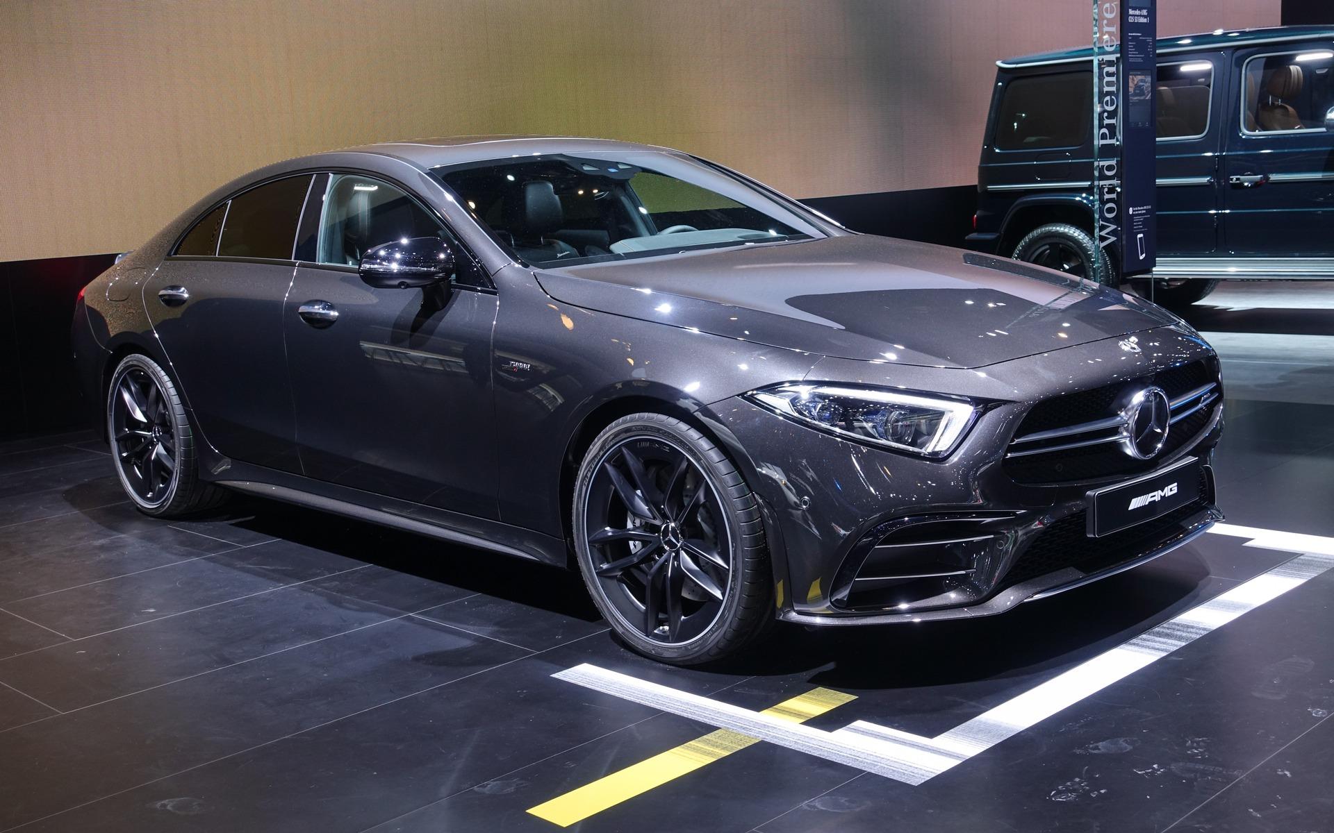 <p>Mercedes-AMG CLS 53</p>