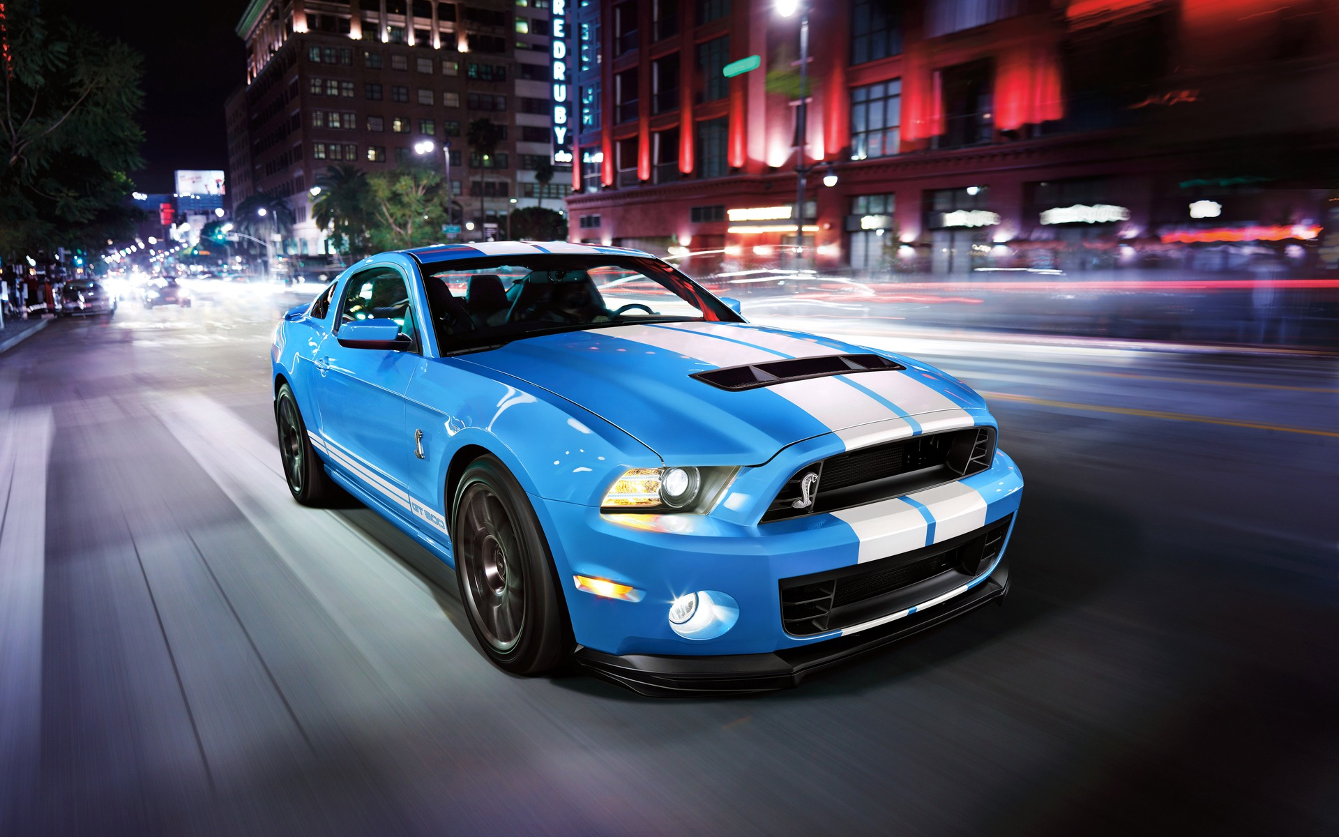 Shelby GT5002014