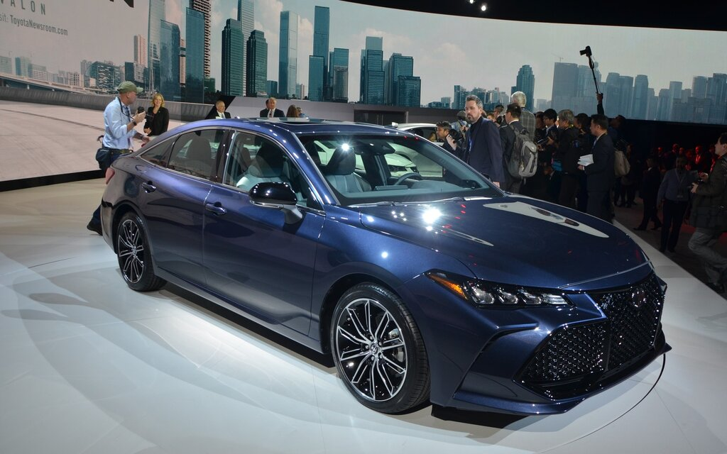 2019 Toyota Avalon A Small Revolution In The History Of