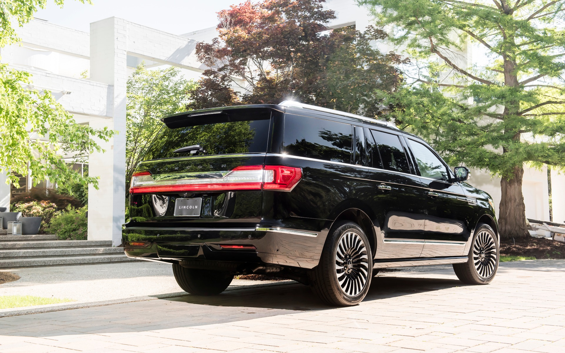 <p>Lincoln Navigator 2018</p>