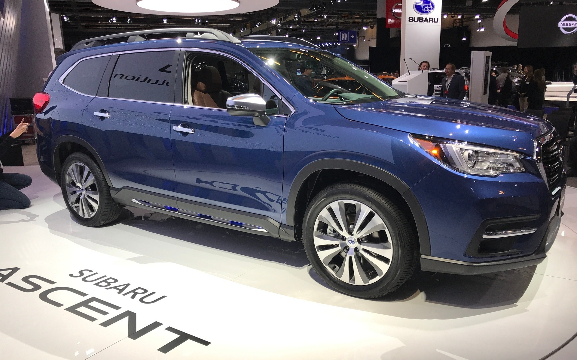 Canadian Premiere: 2019 Subaru Ascent Tailor-made for North