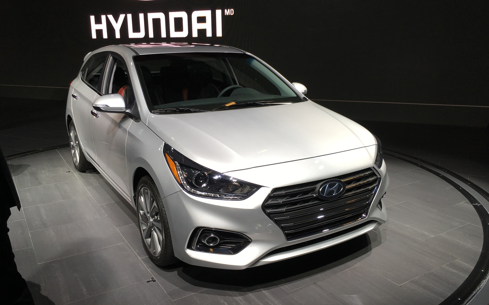 Canadian Premiere: 2018 Hyundai Accent 5 Door Is A Go For Canada