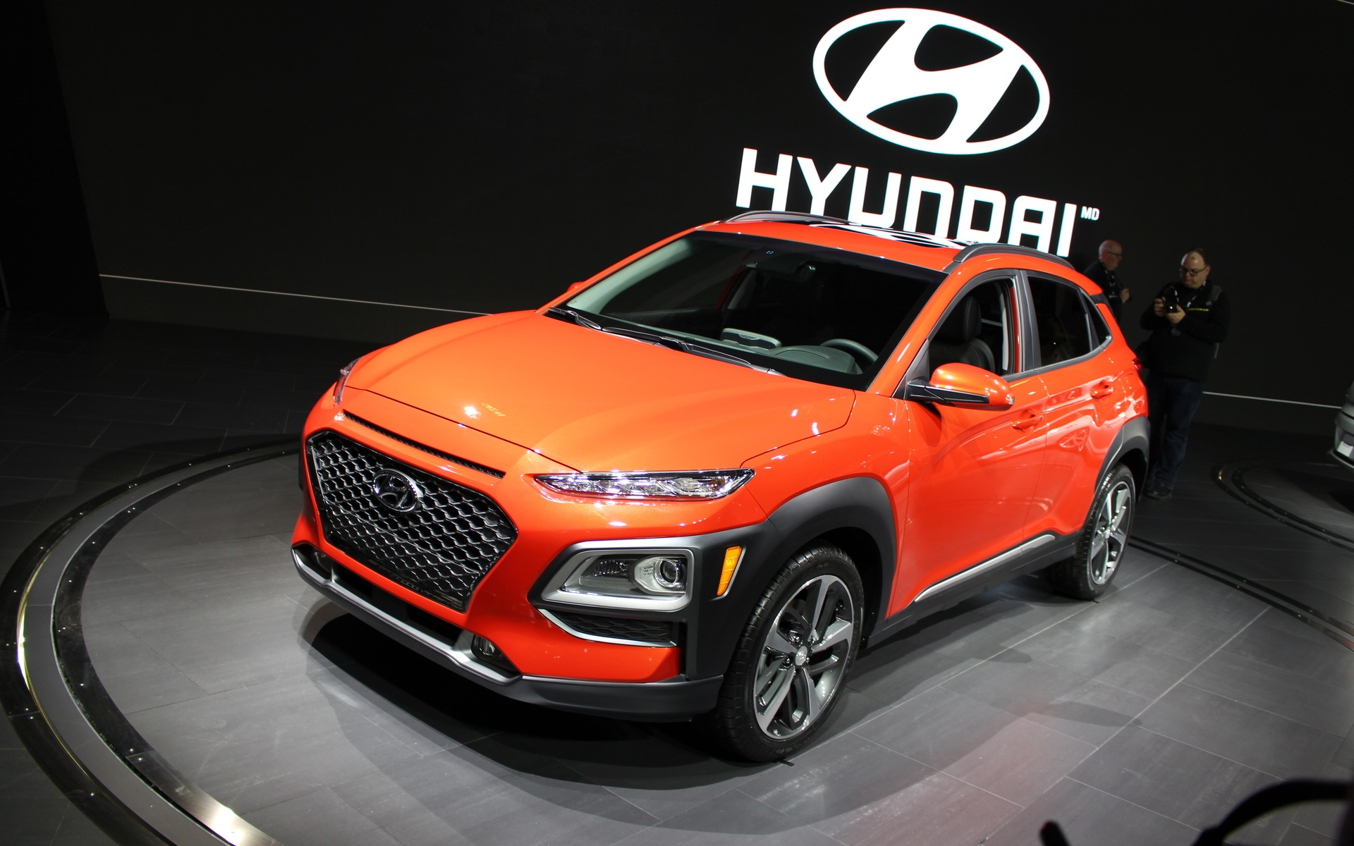 Canadian Premiere 2018 Hyundai Kona Is An Suv We Were