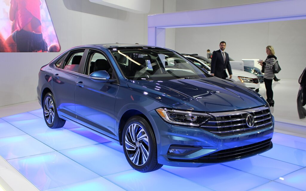 Canadian Premiere: 2019 Volkswagen Jetta Gets a More Dynamic Design (At Last!) - The Car Guide