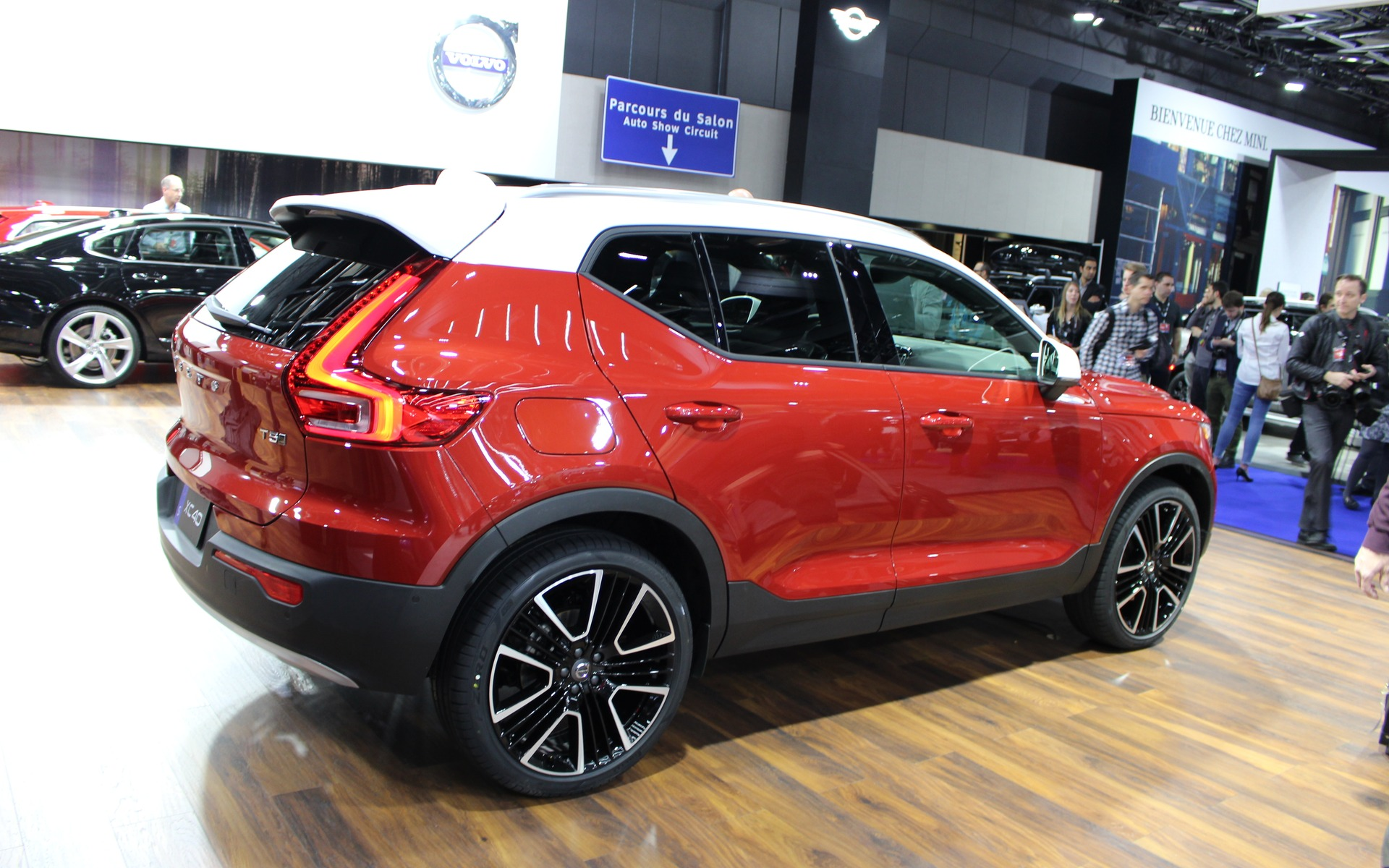 2018 Electric Cars >> Canadian Premiere: 2019 Volvo XC40 Set to Make its Mark - 3/12