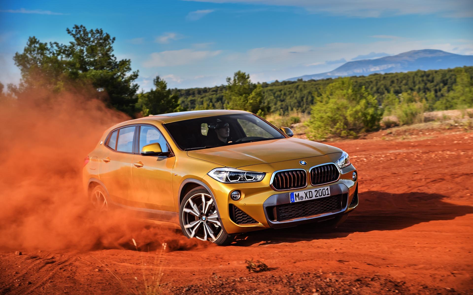 <p>BMW X22018</p>
