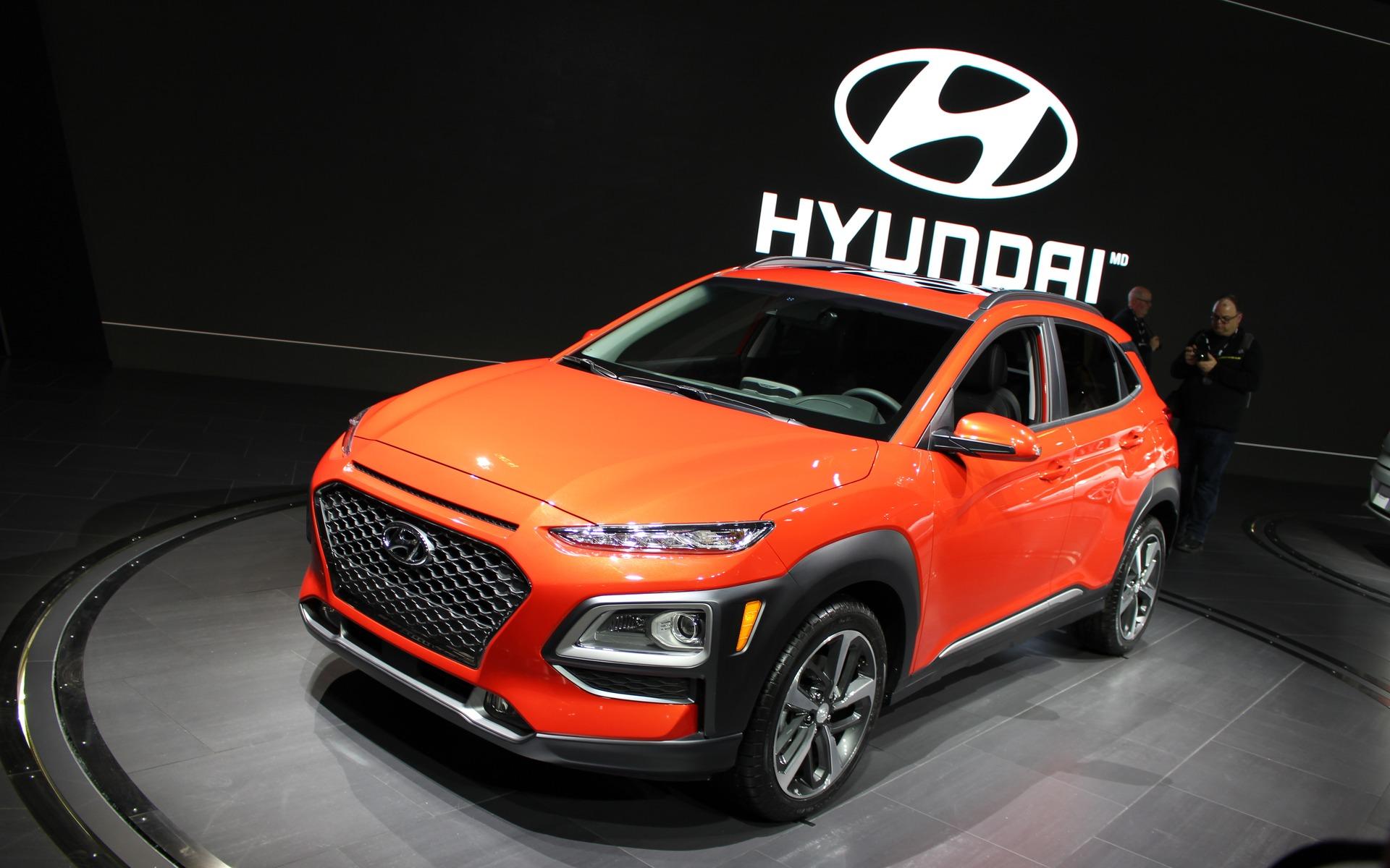 <p>Hyundai Kona 2018</p>