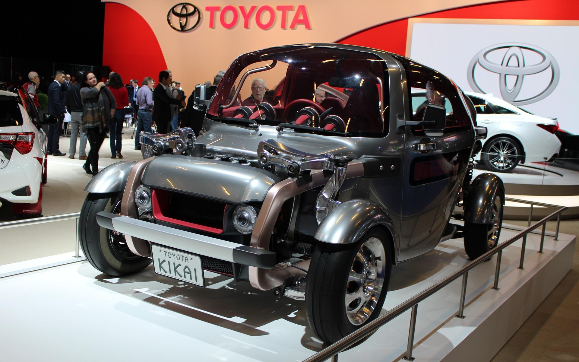 <p>Toyota Kikai</p>