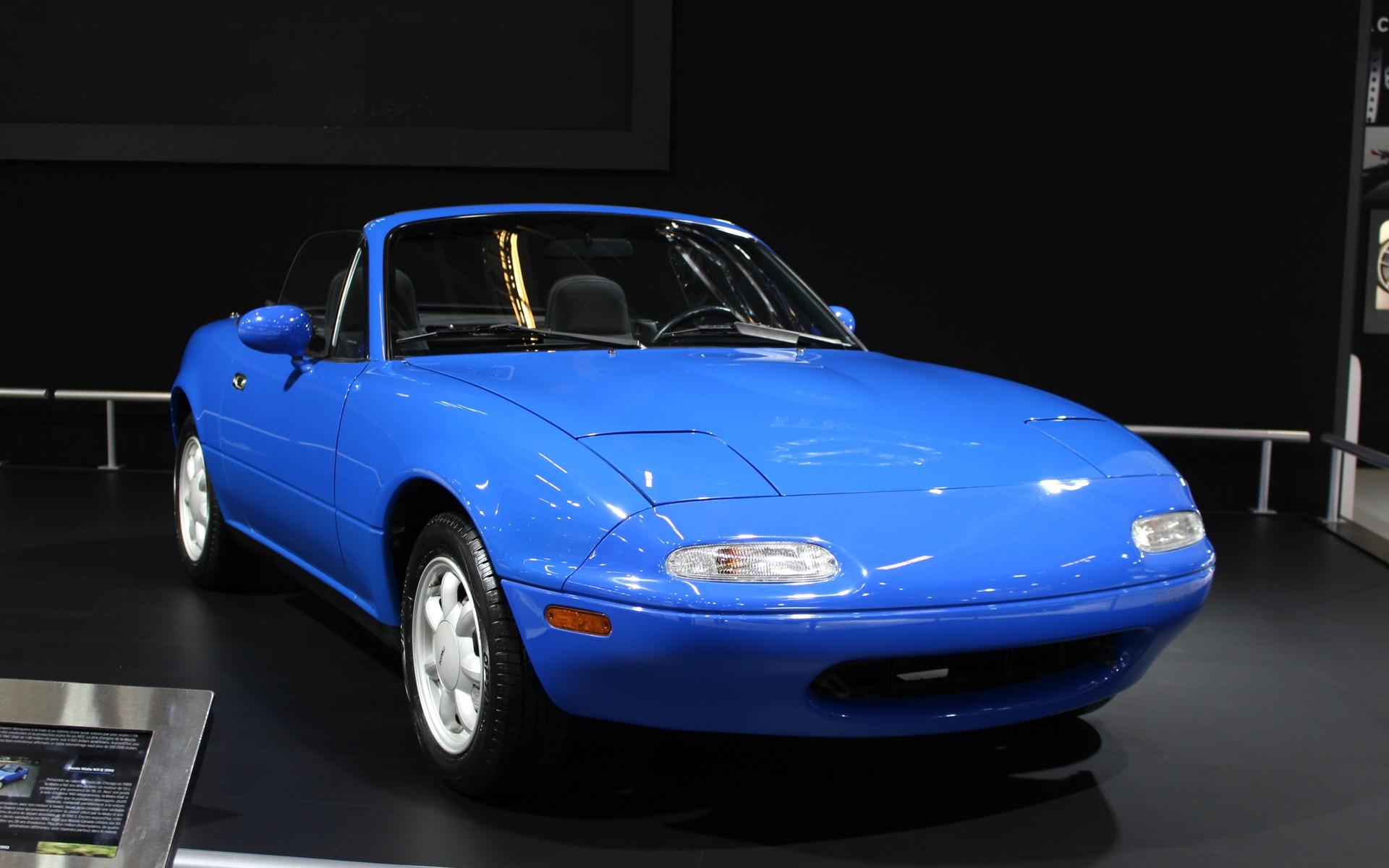 <p>Mazda Miata 1990</p>
