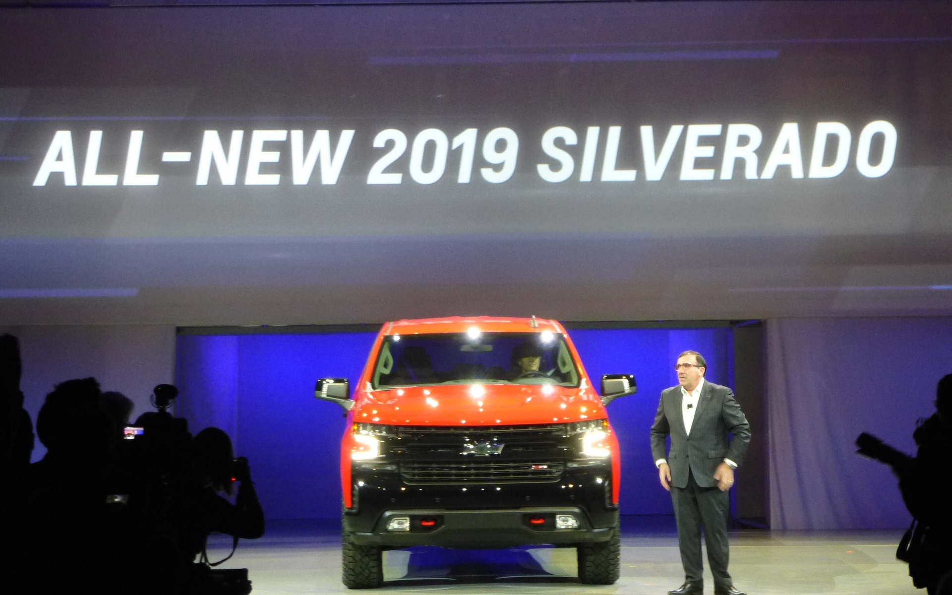 100 Year Anniversary Silverado >> 2019 Chevrolet Silverado: Should the Competition Be Worried? - The Car Guide