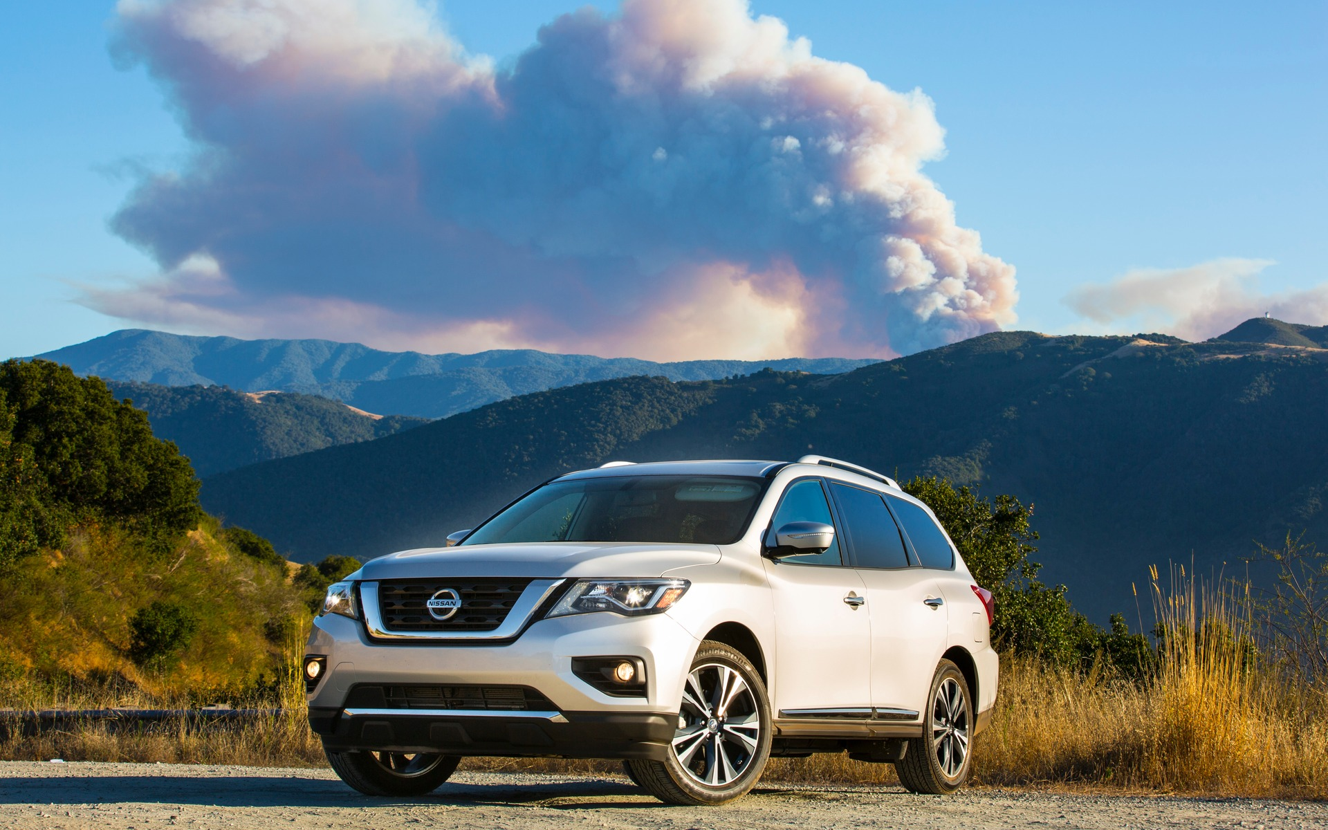 2018 Nissan Pathfinder Slight Tweaks For This Year The Car Guide