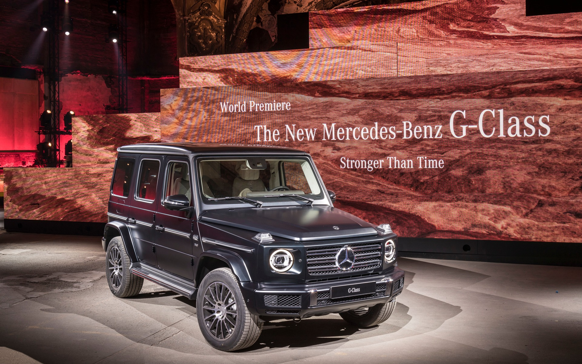 2019 Mercedes-Benz G-Class: Metamorphosis of a Rugged Icon ...