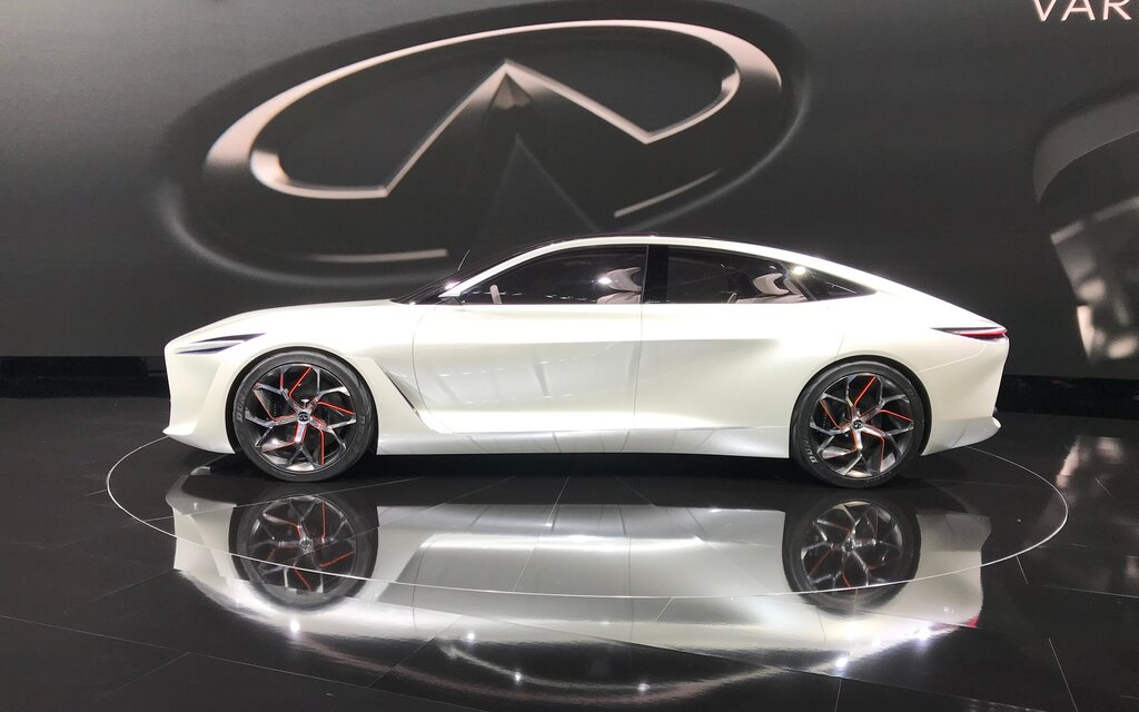 A Fully Electric Infiniti to Hit the Market by 2021 - The ...