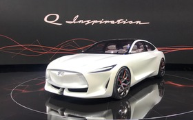 a fully electric infiniti to hit the market2021 - the