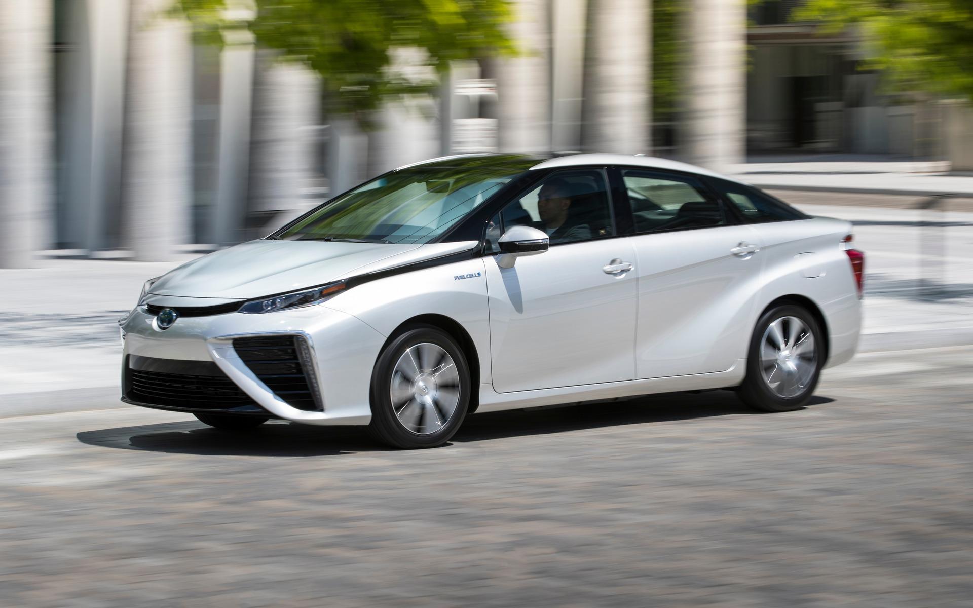 <p>Toyota Mirai 2018</p>