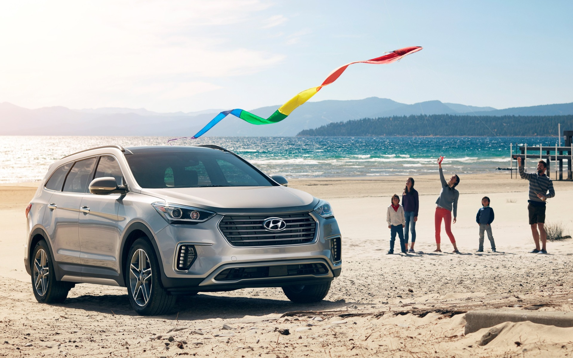 2018 Hyundai Santafe >> 2019 Hyundai Santa Fe to be Revealed in February - 4/5
