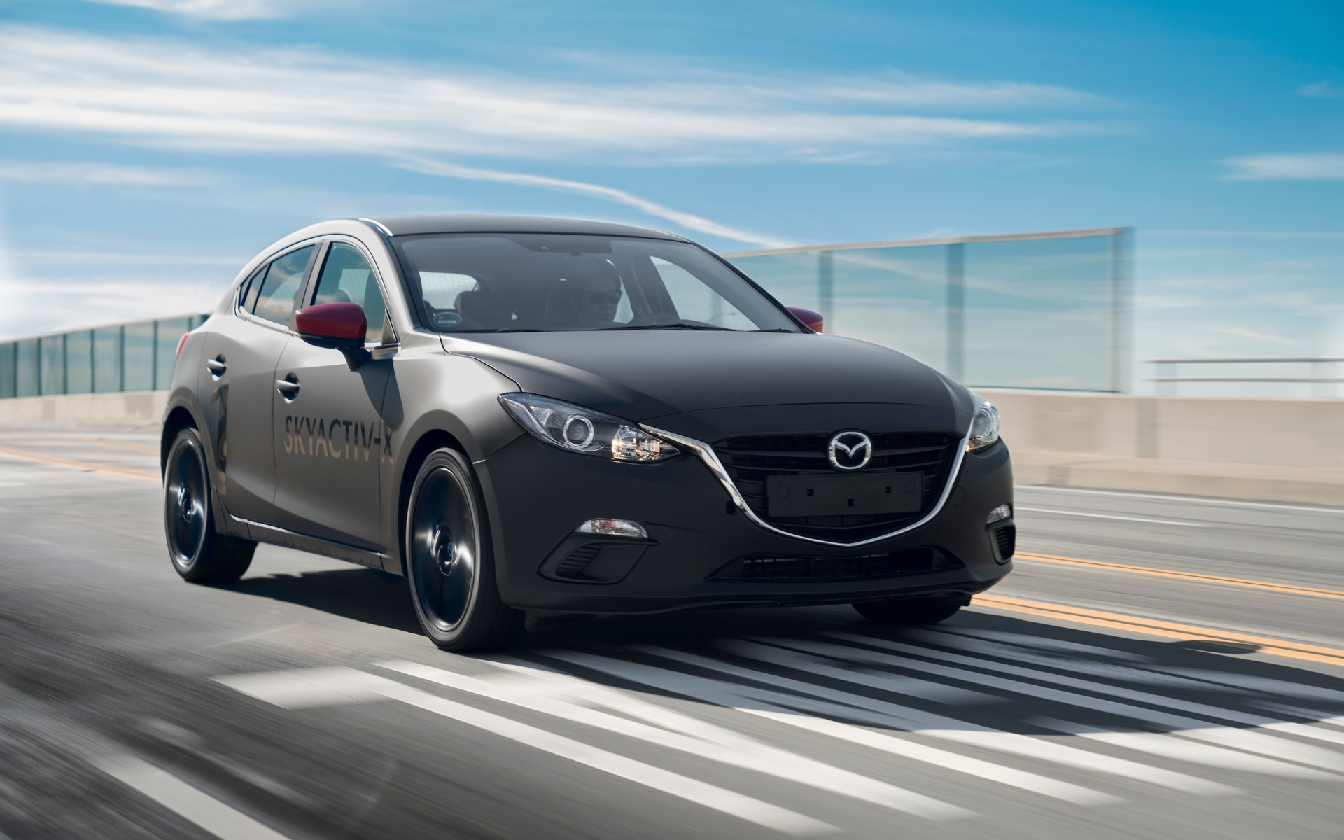 Mazda Skyactiv X The New Engine That Reduces Fuel Consumption By 15