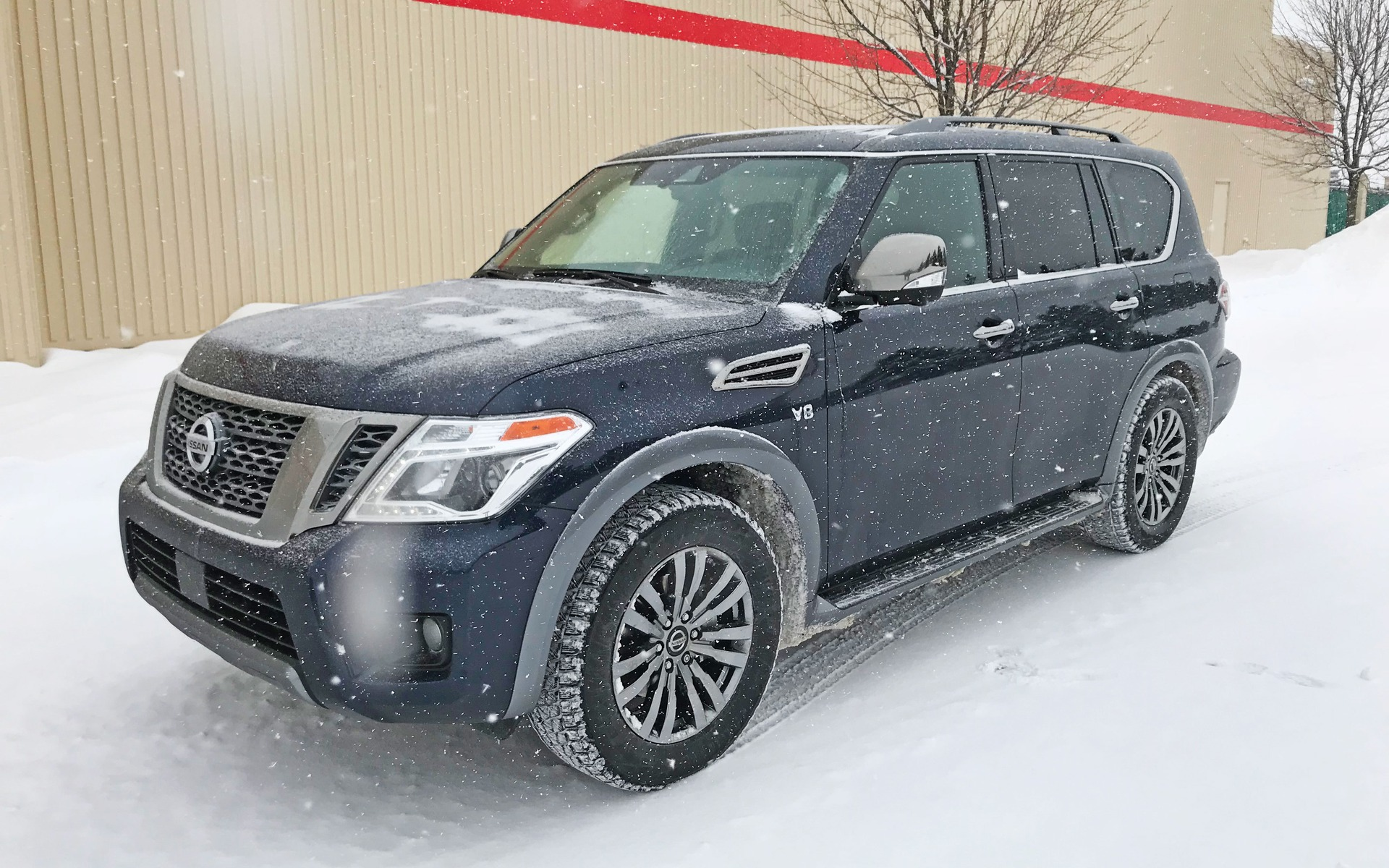 2018 Nissan Armada: Changes, Features, Price >> 2018 Nissan Armada Big Is The Word Of The Day The Car Guide