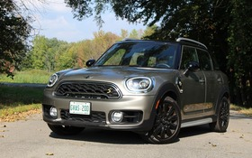 2018 Mini Countryman News Reviews Picture Galleries And Videos