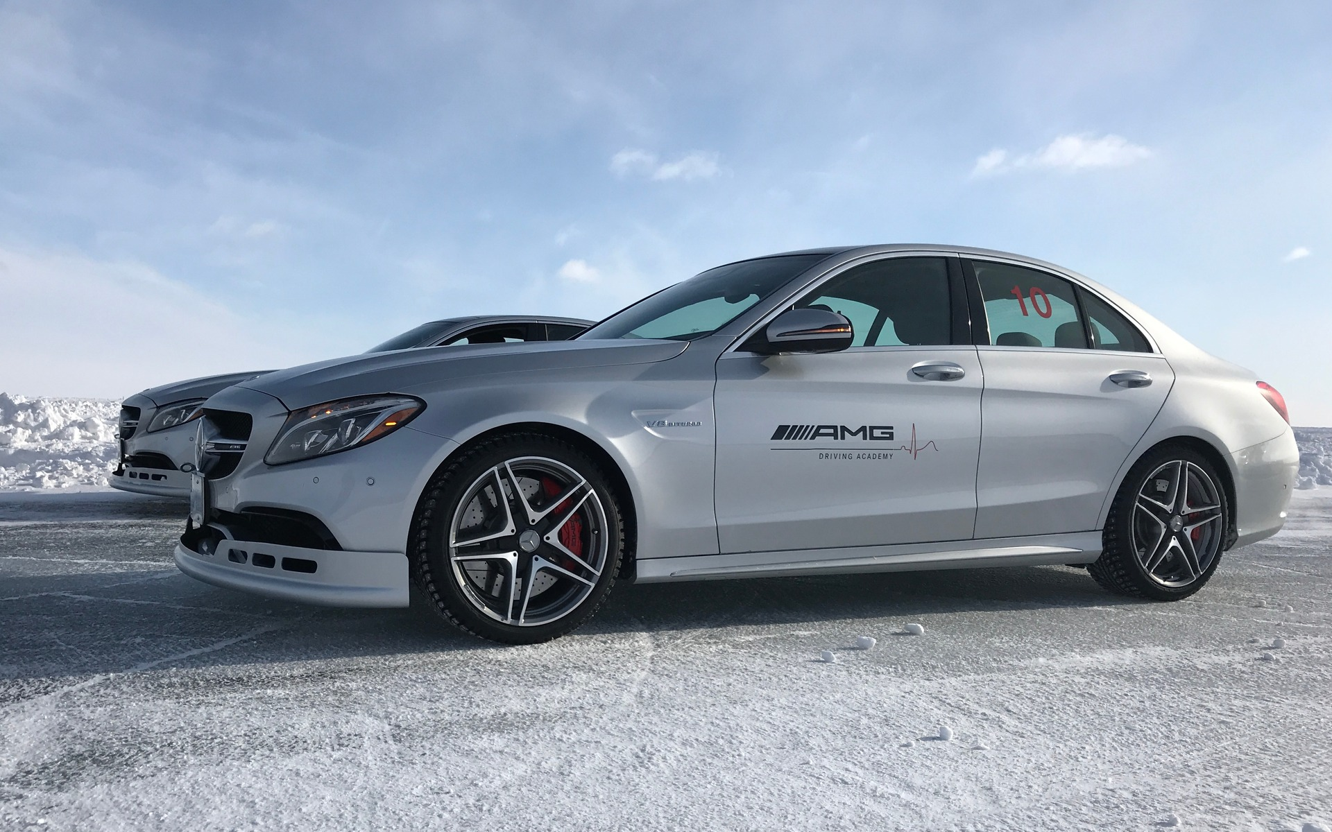 Mercedes-AMG Winter Sporting Academy