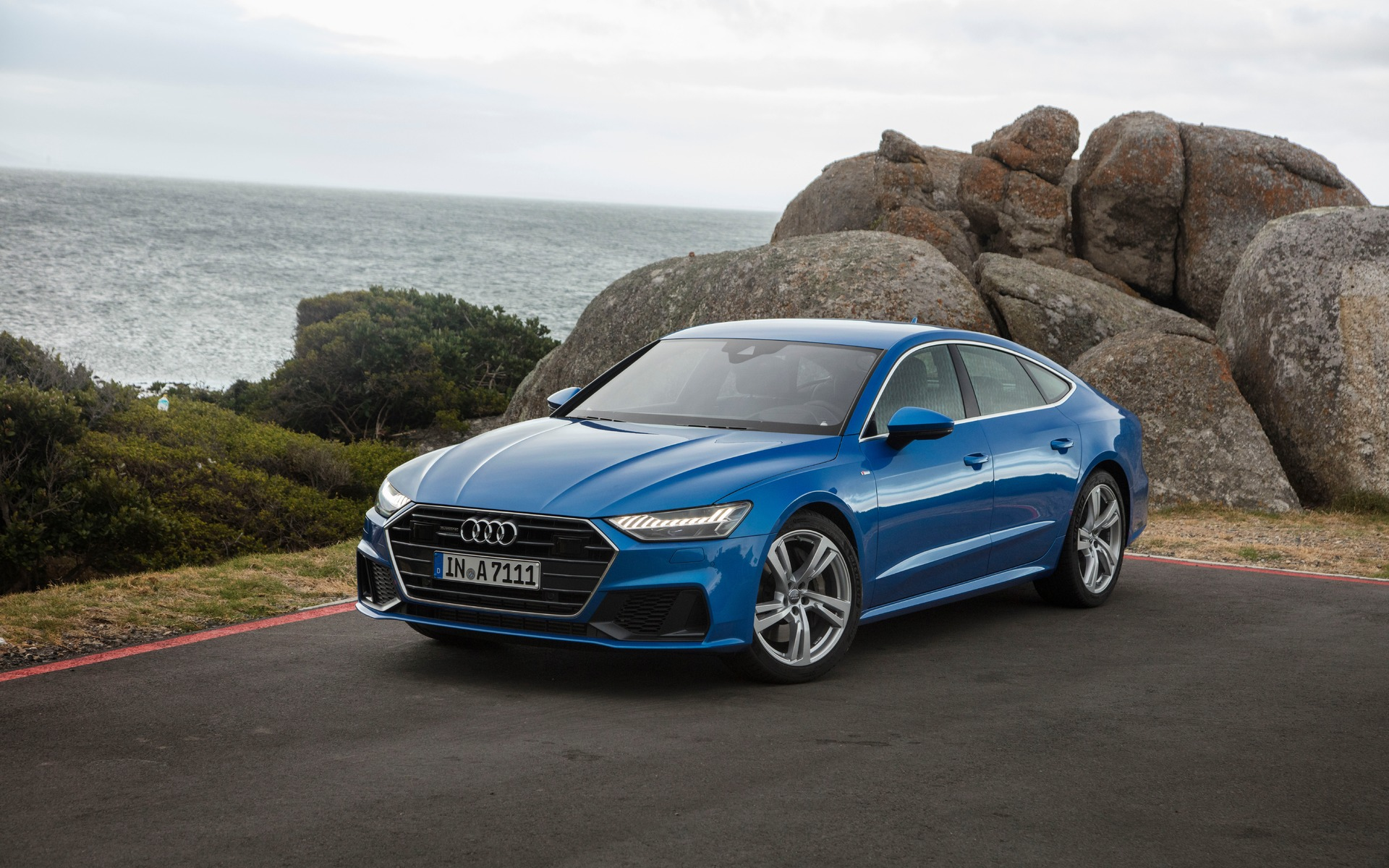 2019 Audi A7 Tech Made Sexy The Car Guide