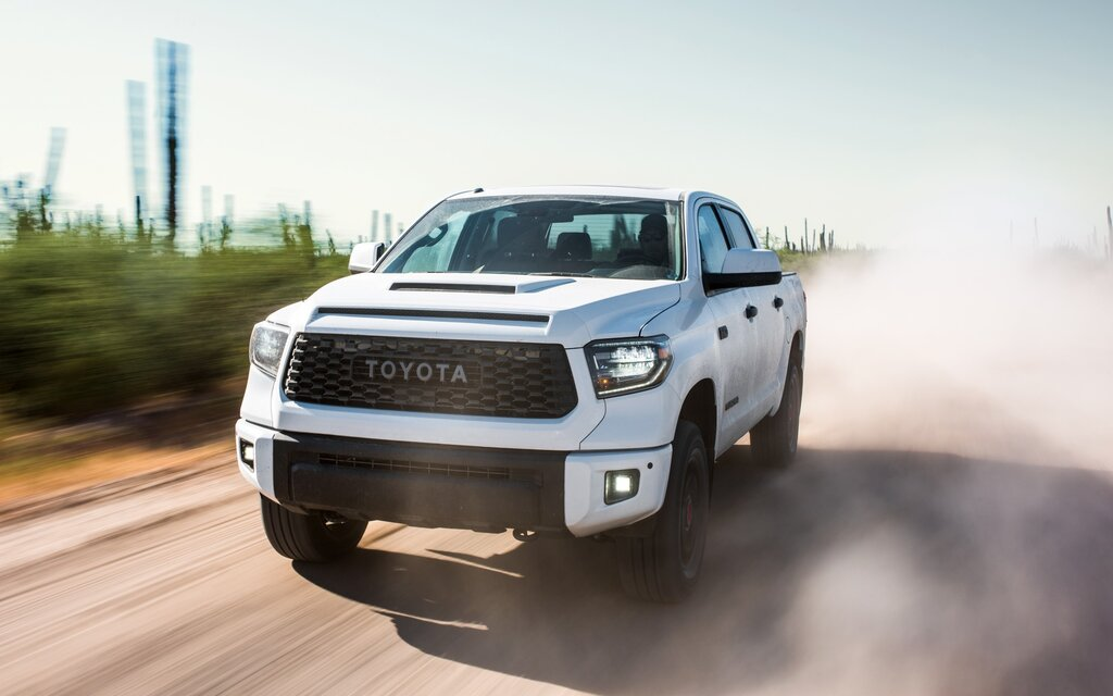 2019 Toyota Tundra TRD Pro Bows in Chicago - The Car Guide