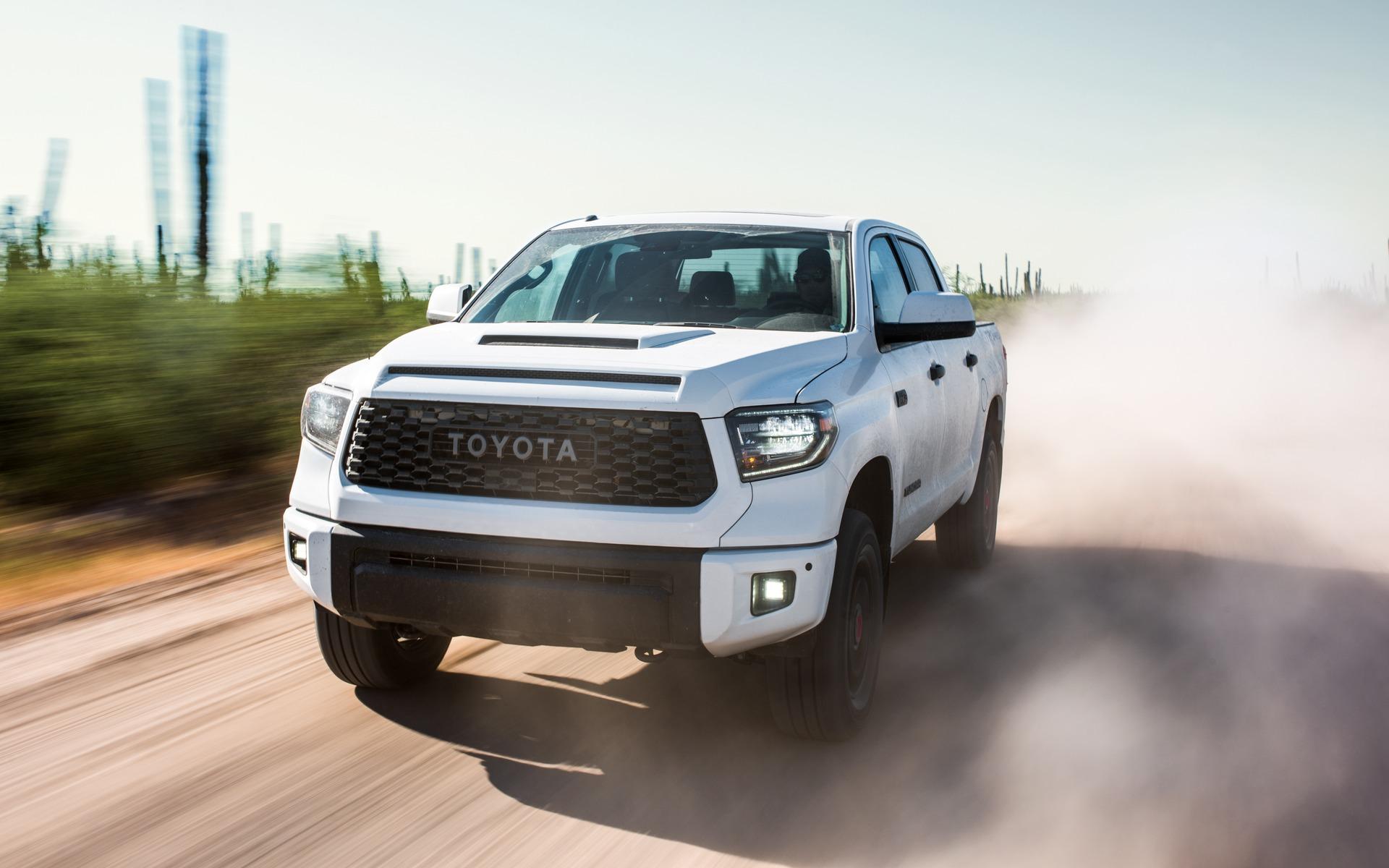 <p>Toyota Tundra TRD Pro 2019</p>
