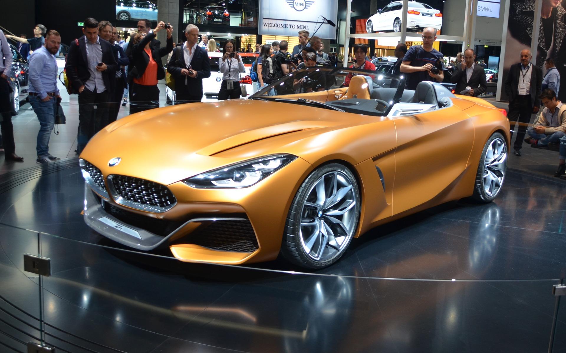 <p>BMW Z4 Concept</p>