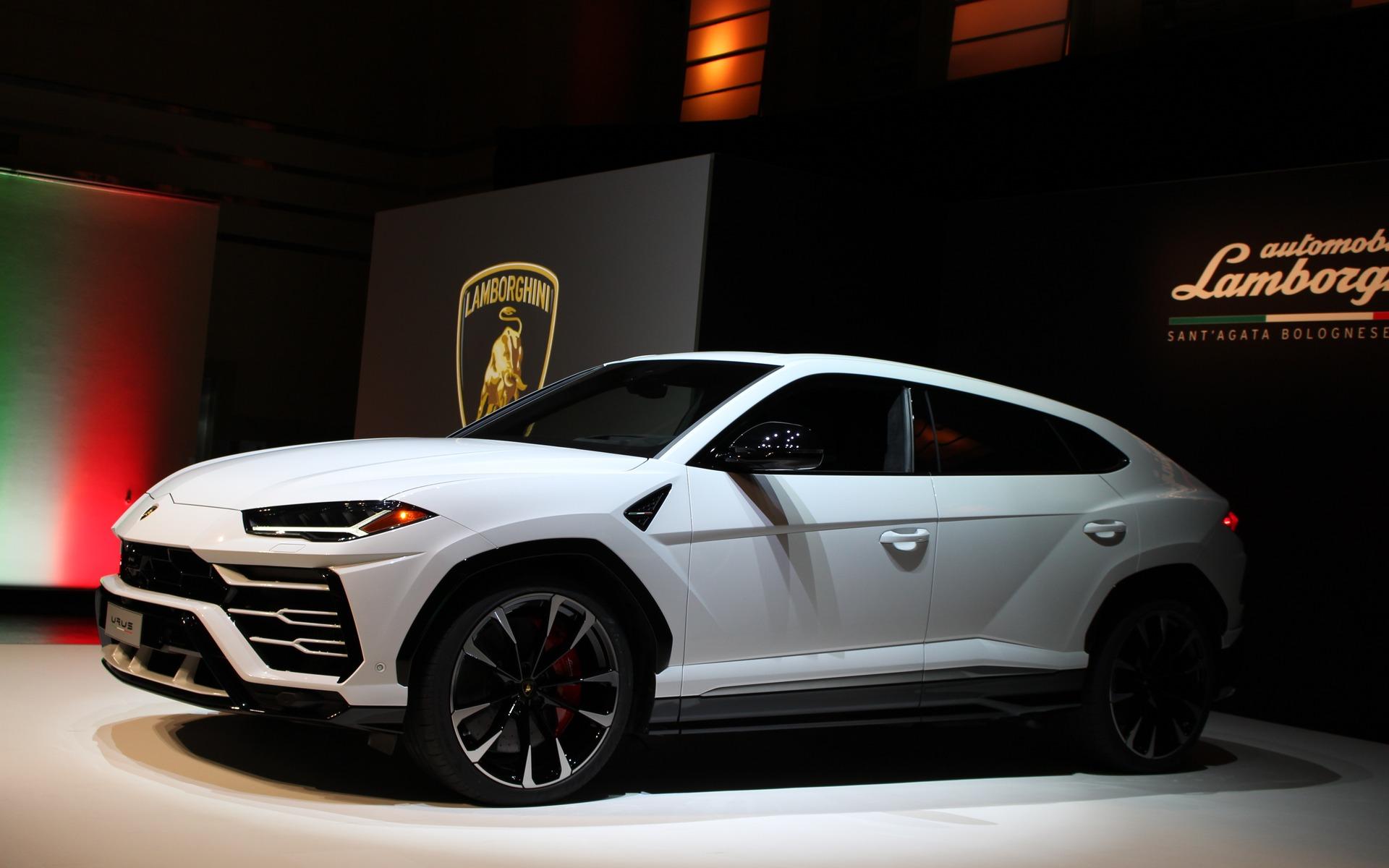 Lamborghini Urus 2019 >> 2019 Lamborghini Urus Preview - 3/17