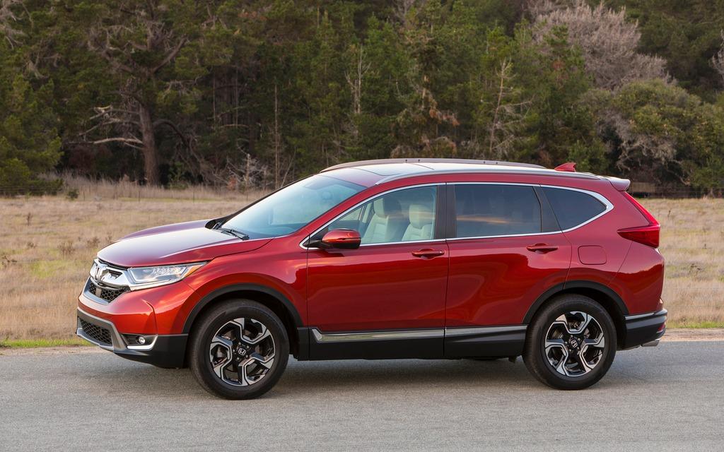 Honda CR-V 2018 : si proche d'être le meilleur - Guide Auto