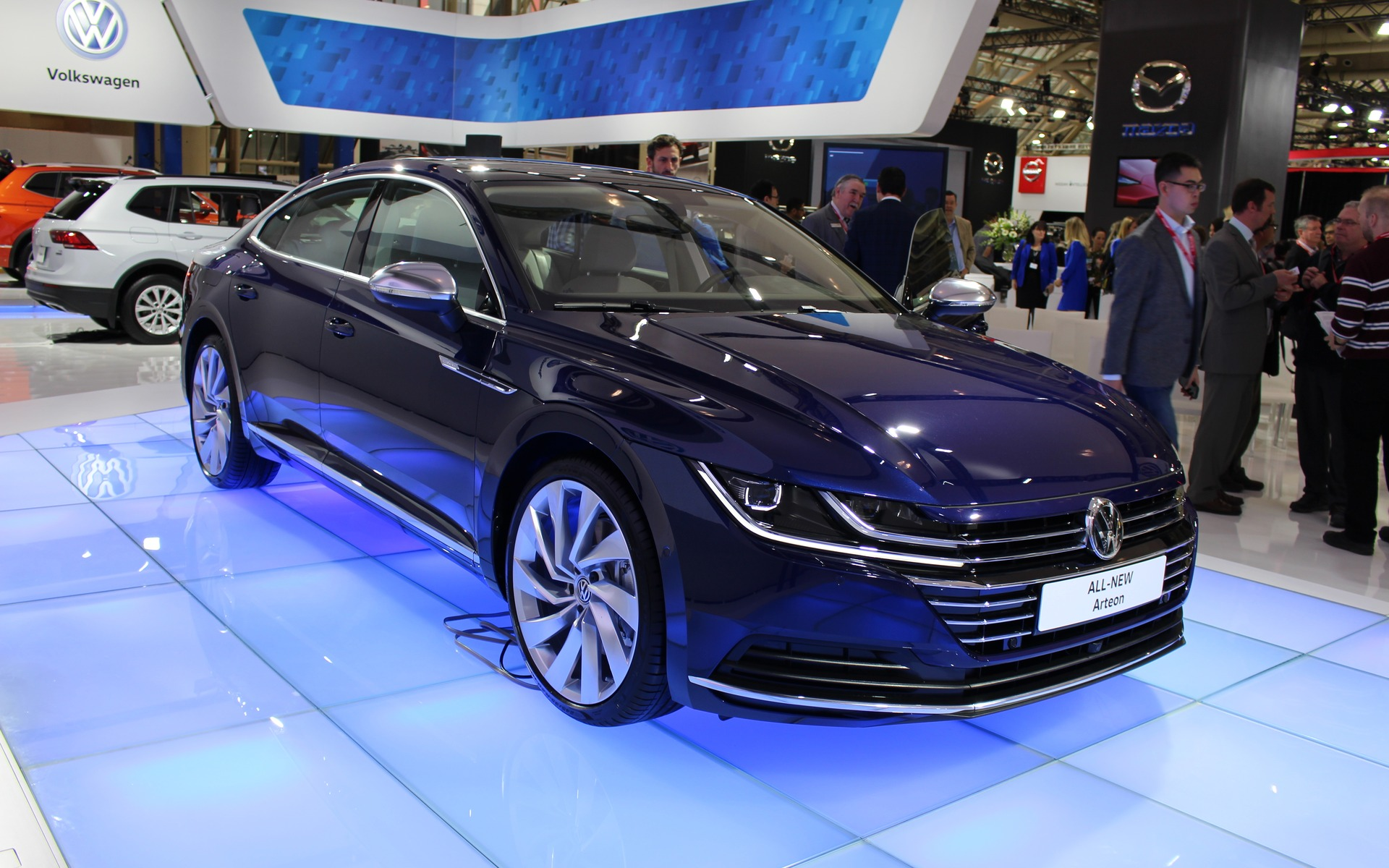 2019 Volkswagen Arteon Finally Confirmed For Canada The
