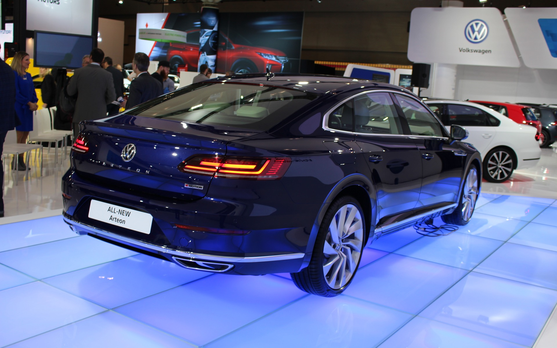 <p>2019 Volkswagen Arteon</p>
