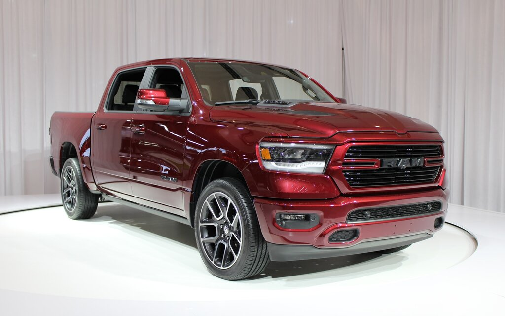 2019 Ram 1500 Sport: a Canadian Exclusivity - 2/7