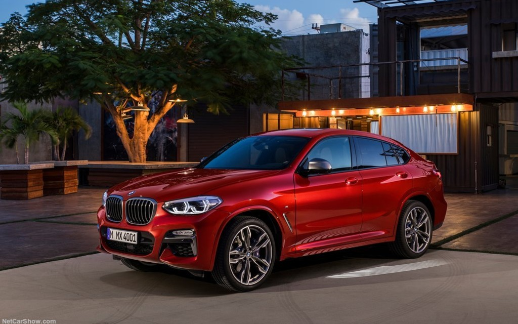 Bmw 4 2019 >> 2019 BMW X4: This is It! - 3/8