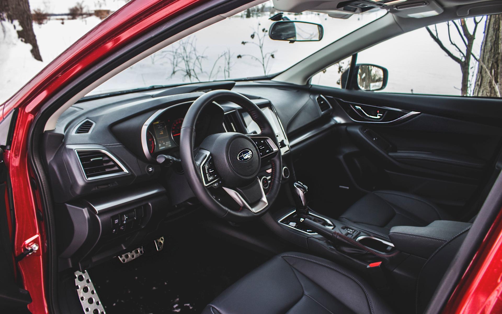 2018 Subaru Impreza: When Clark Kent Tries to Fit in - The Car Guide