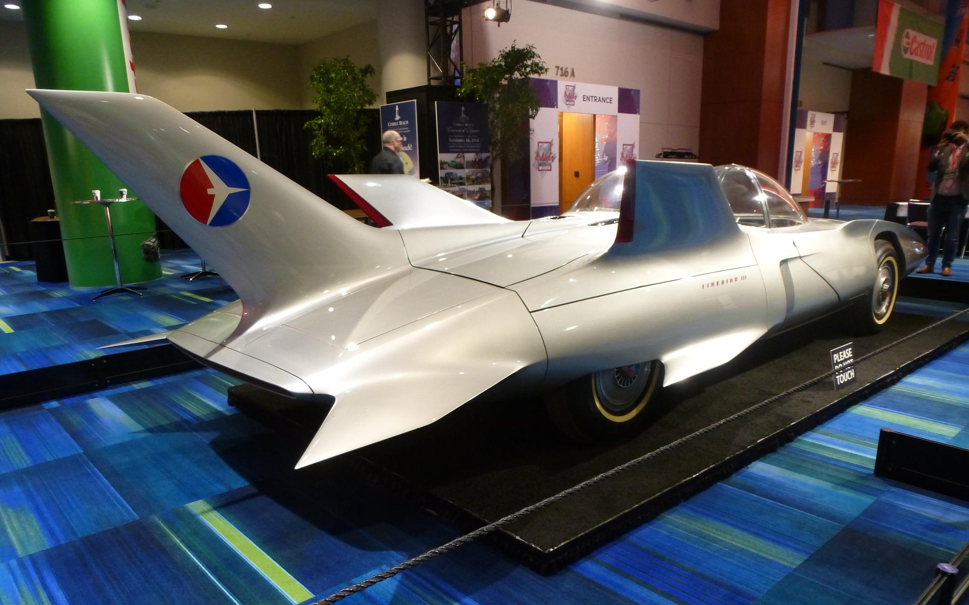 <p>Concept GM Firebird III 1958</p>