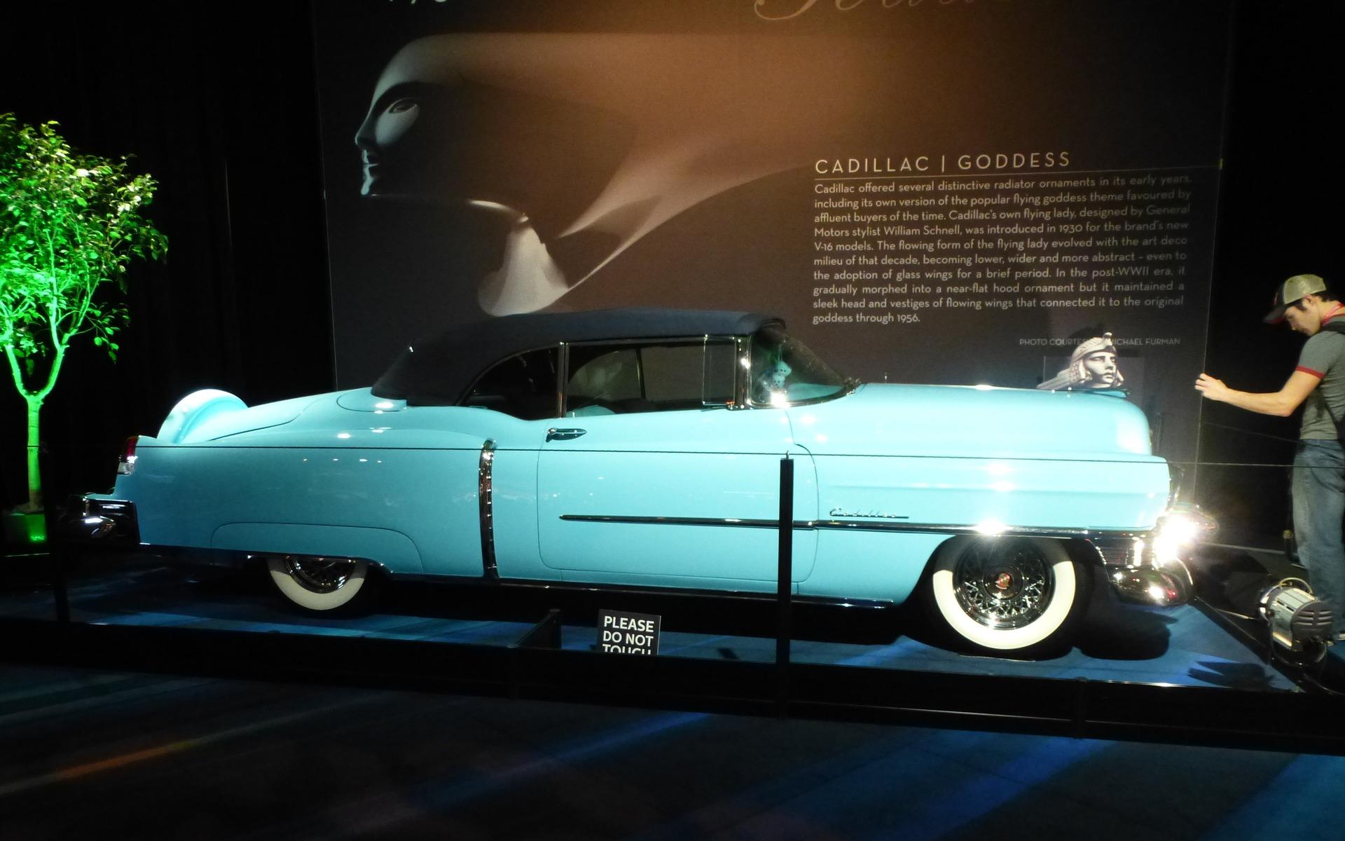 <p>Cadillac Eldorado 1953</p>