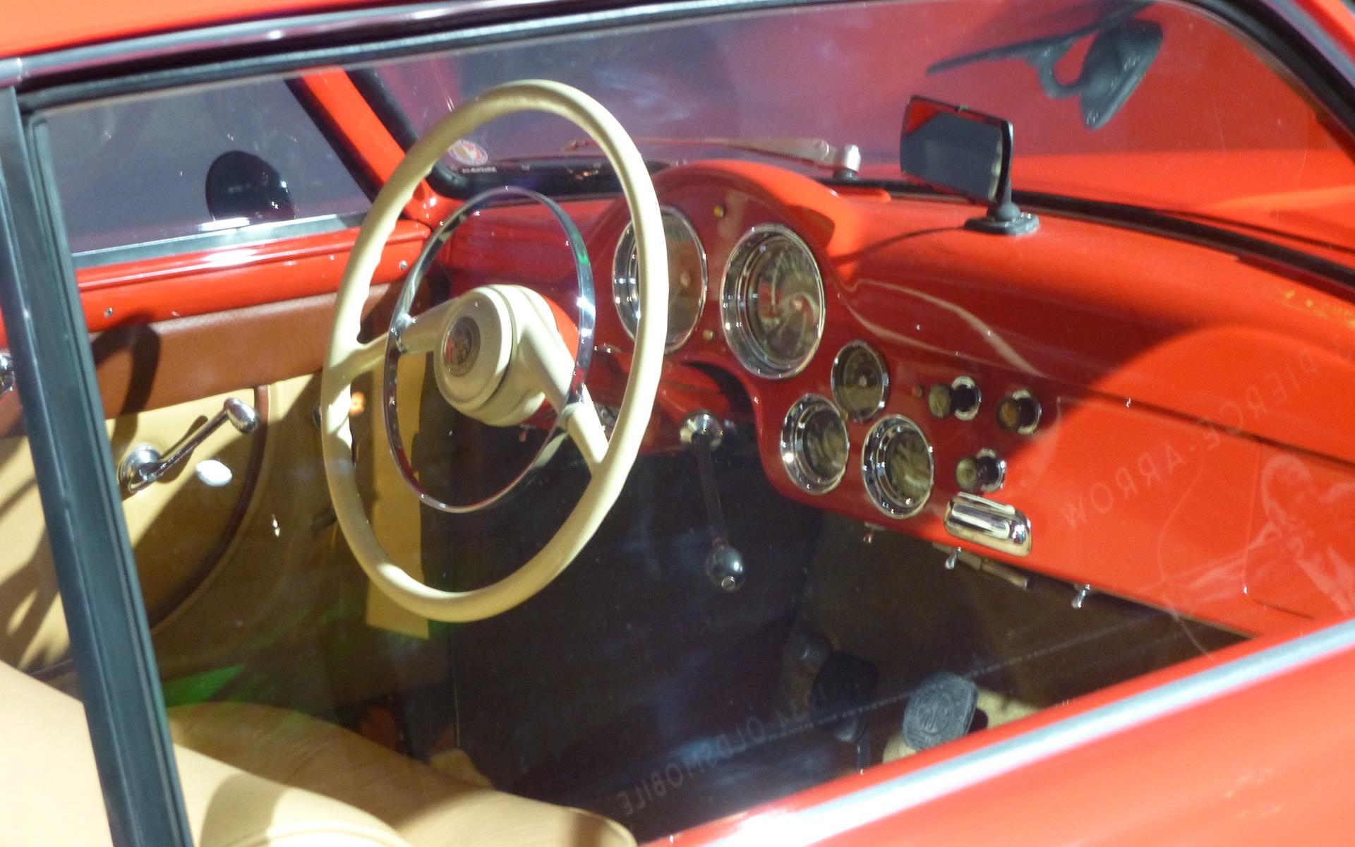 <p>Alfa Romeo 1900C 1954</p>