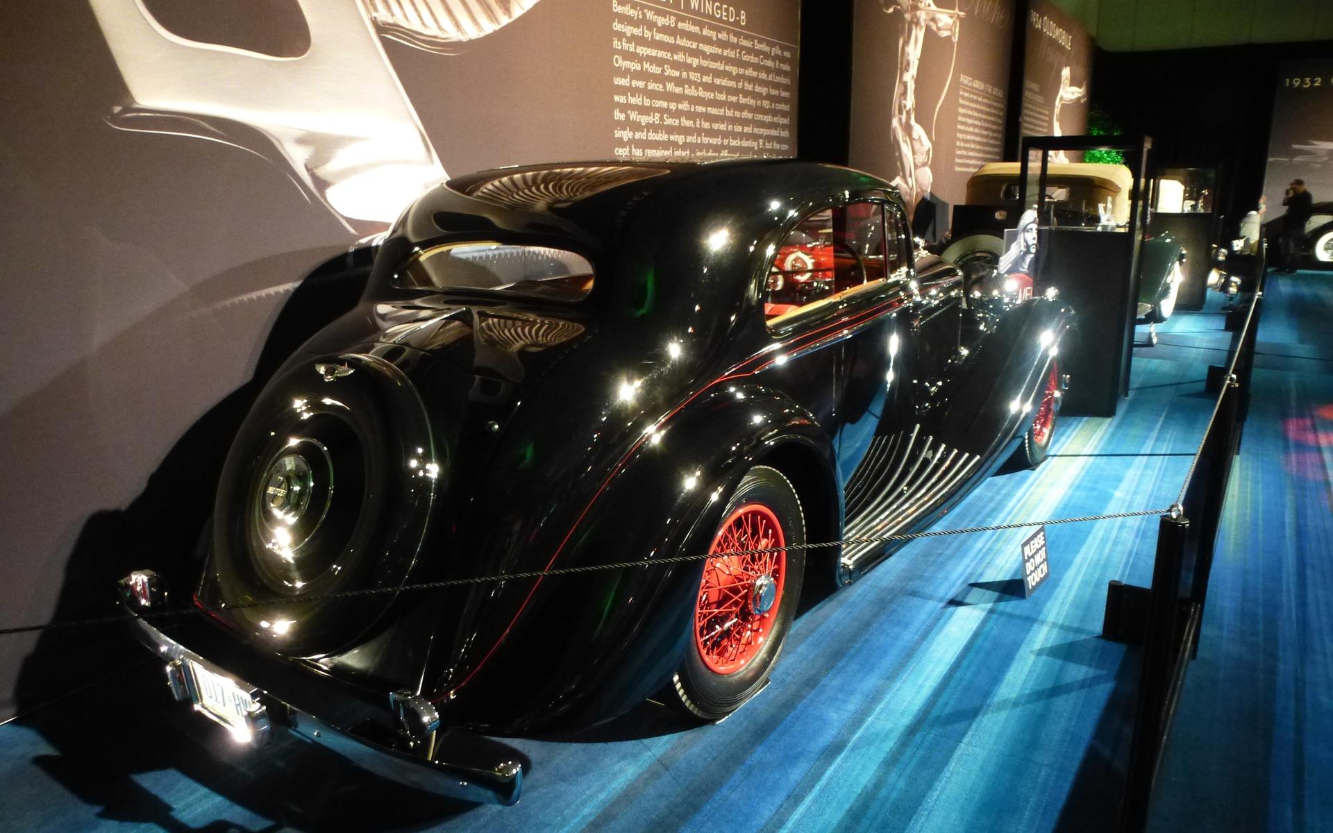 <p>Bentley 1936</p>
