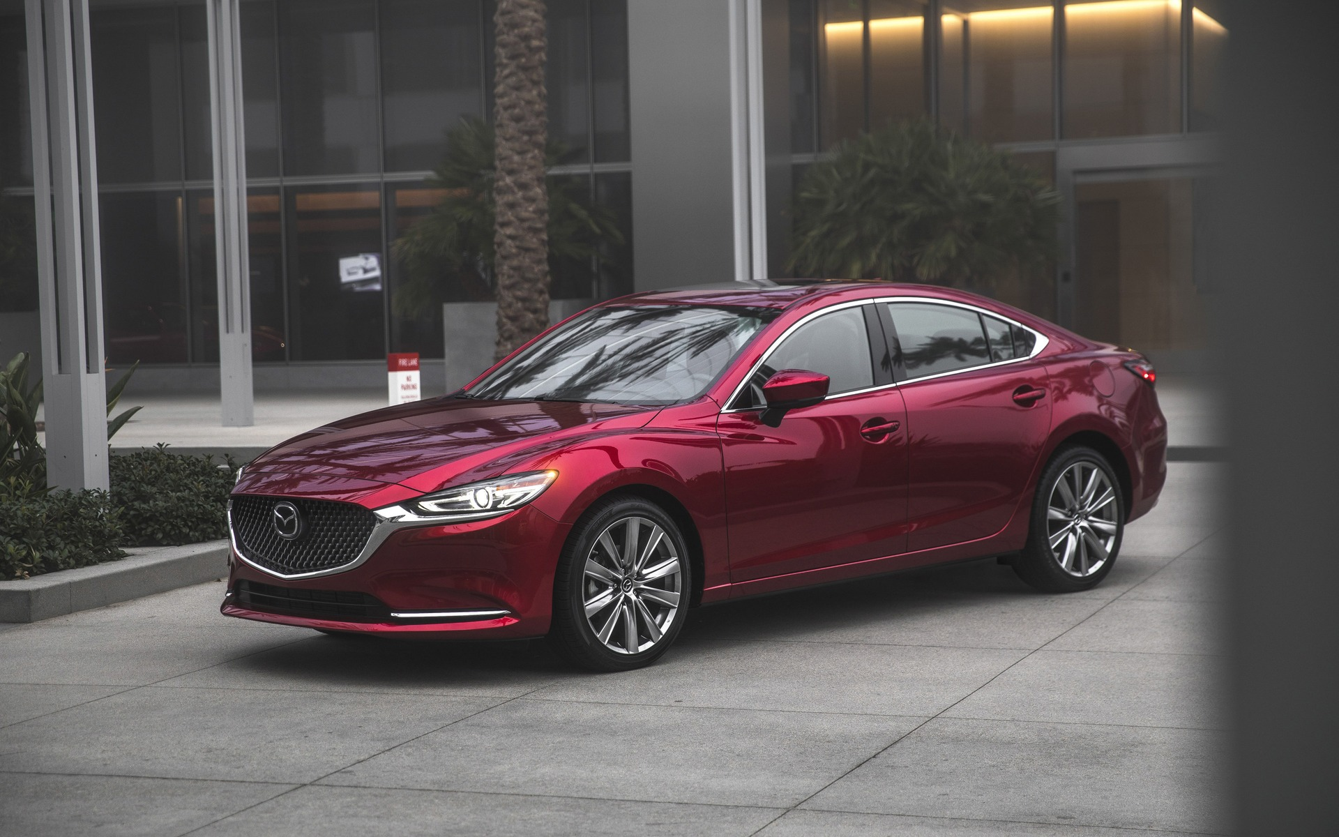 Mazda Mazda6: Specifications