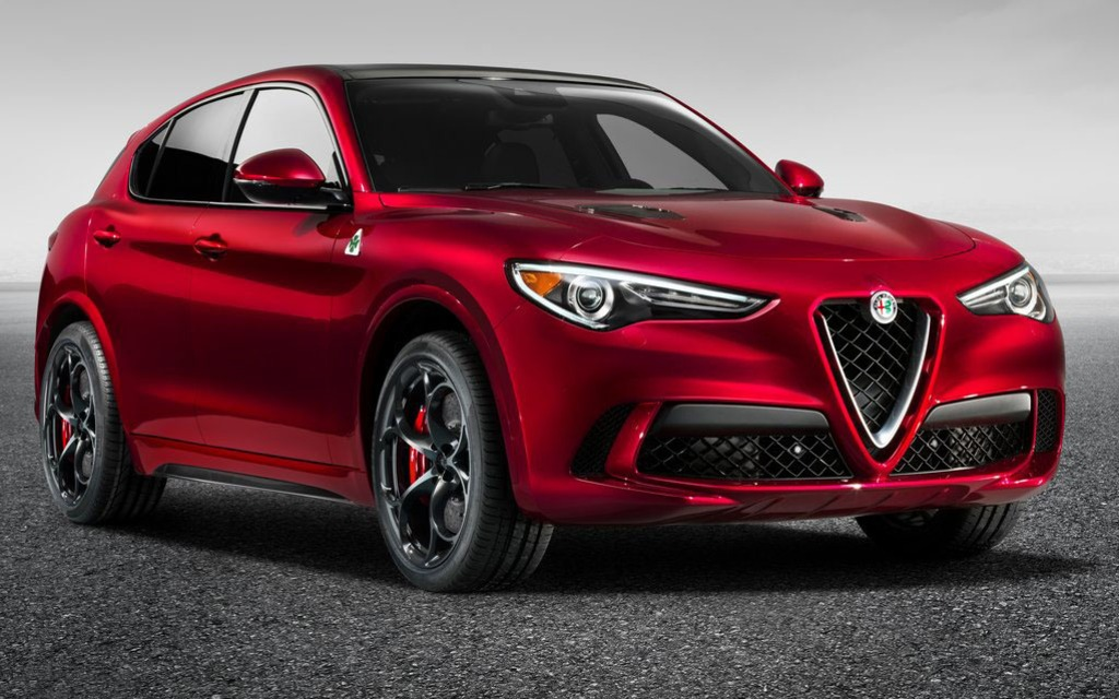 alfa romeo stelvio quadrifoglio 2018 on l 39 essaie cette semaine guide auto. Black Bedroom Furniture Sets. Home Design Ideas