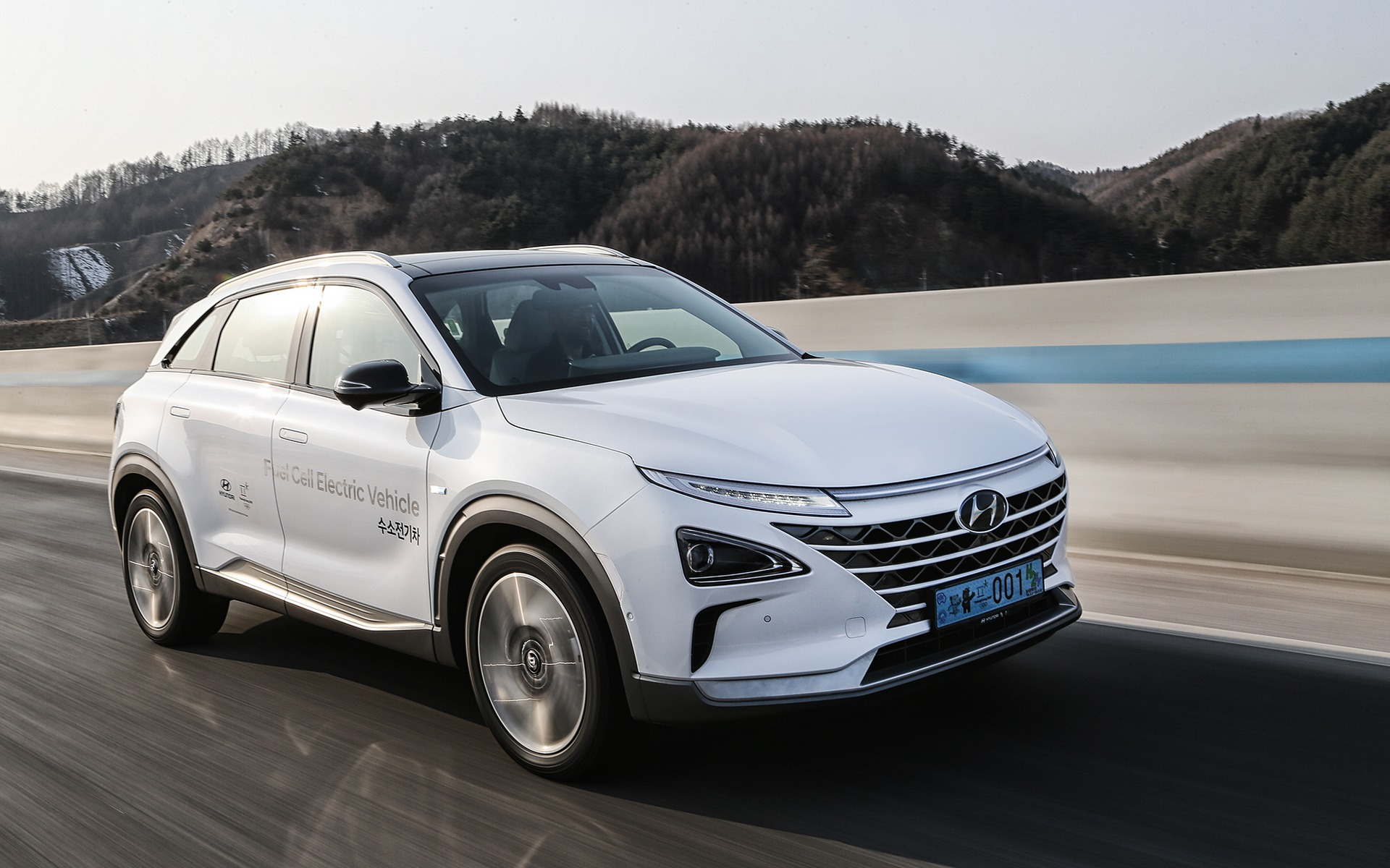 2019 Hyundai Nexo The New Hydrogen Powered Suv Is Coming To Canada
