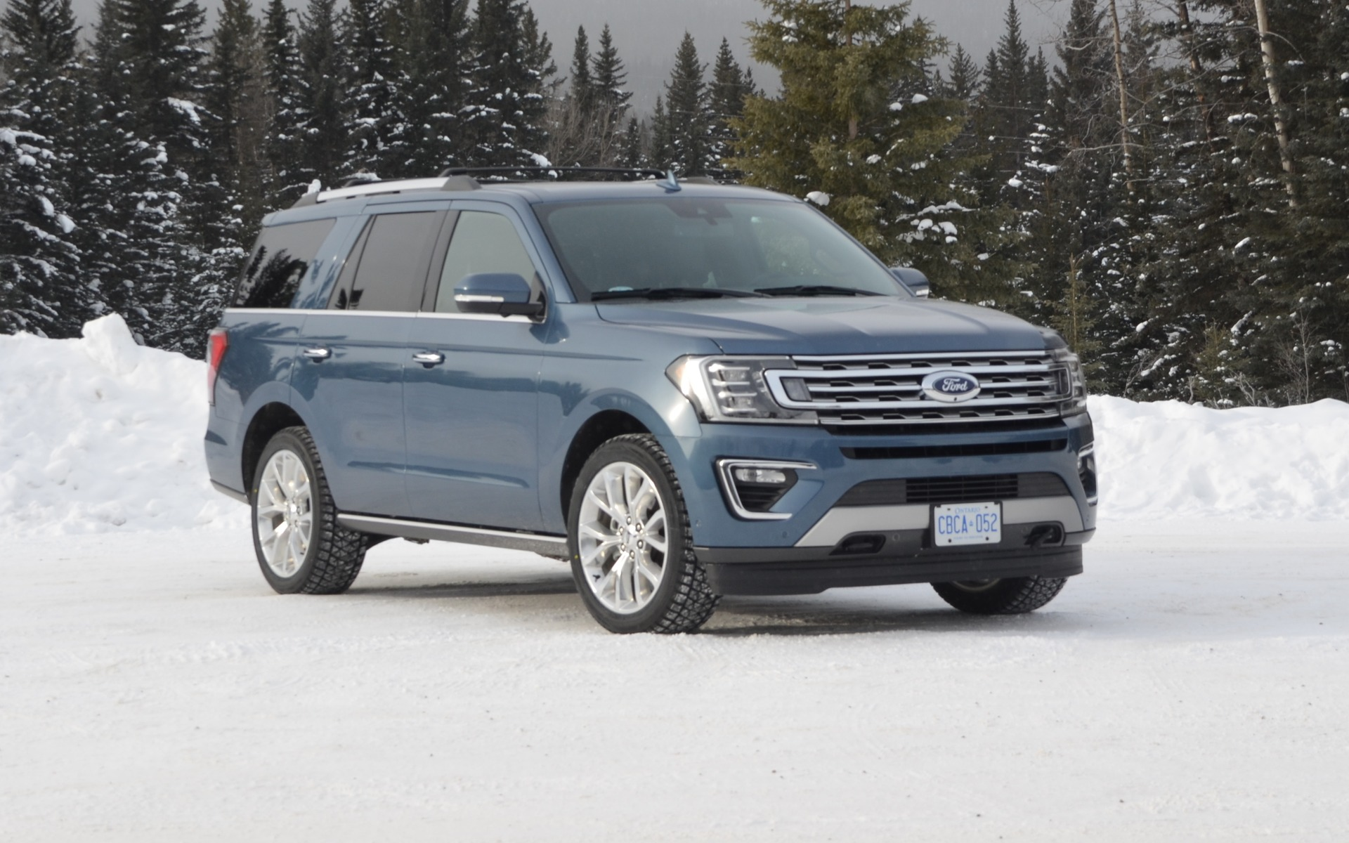 Dodge Durango Towing Capacity >> 2018 Ford Expedition: Why Pay More for a Lincoln Navigator? - The Car Guide